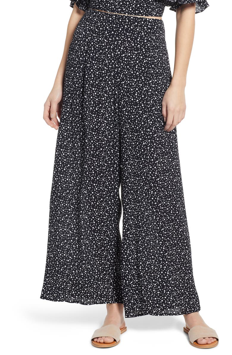 Band Of Gypsies ARUBA PALAZZO PANTS