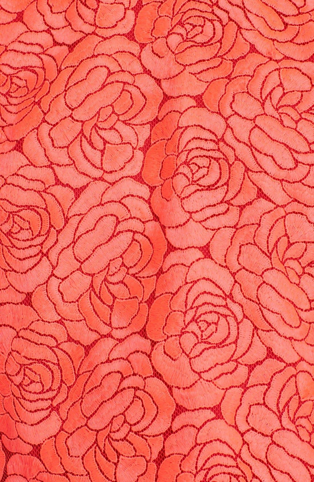 A.L.C., 'Thompson' Crop Top, Alternate thumbnail 2, color, 675