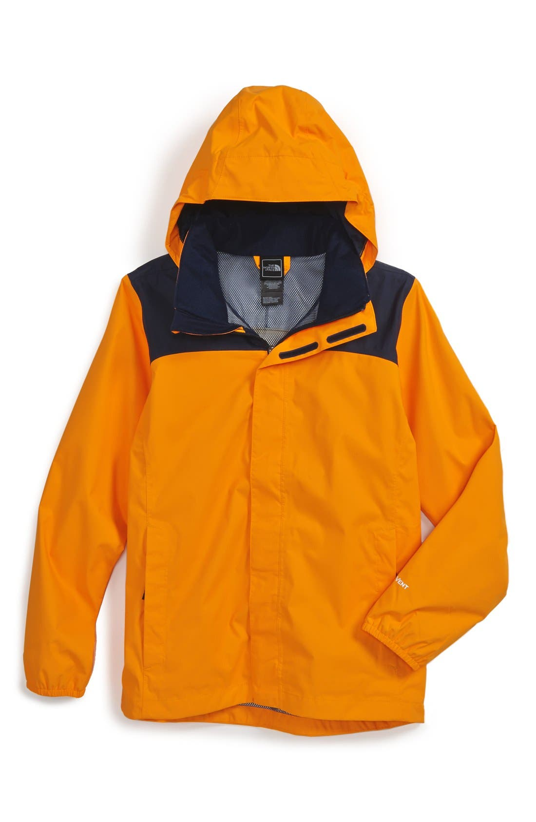 THE NORTH FACE, 'Resolve' Waterproof Jacket, Main thumbnail 1, color, 801