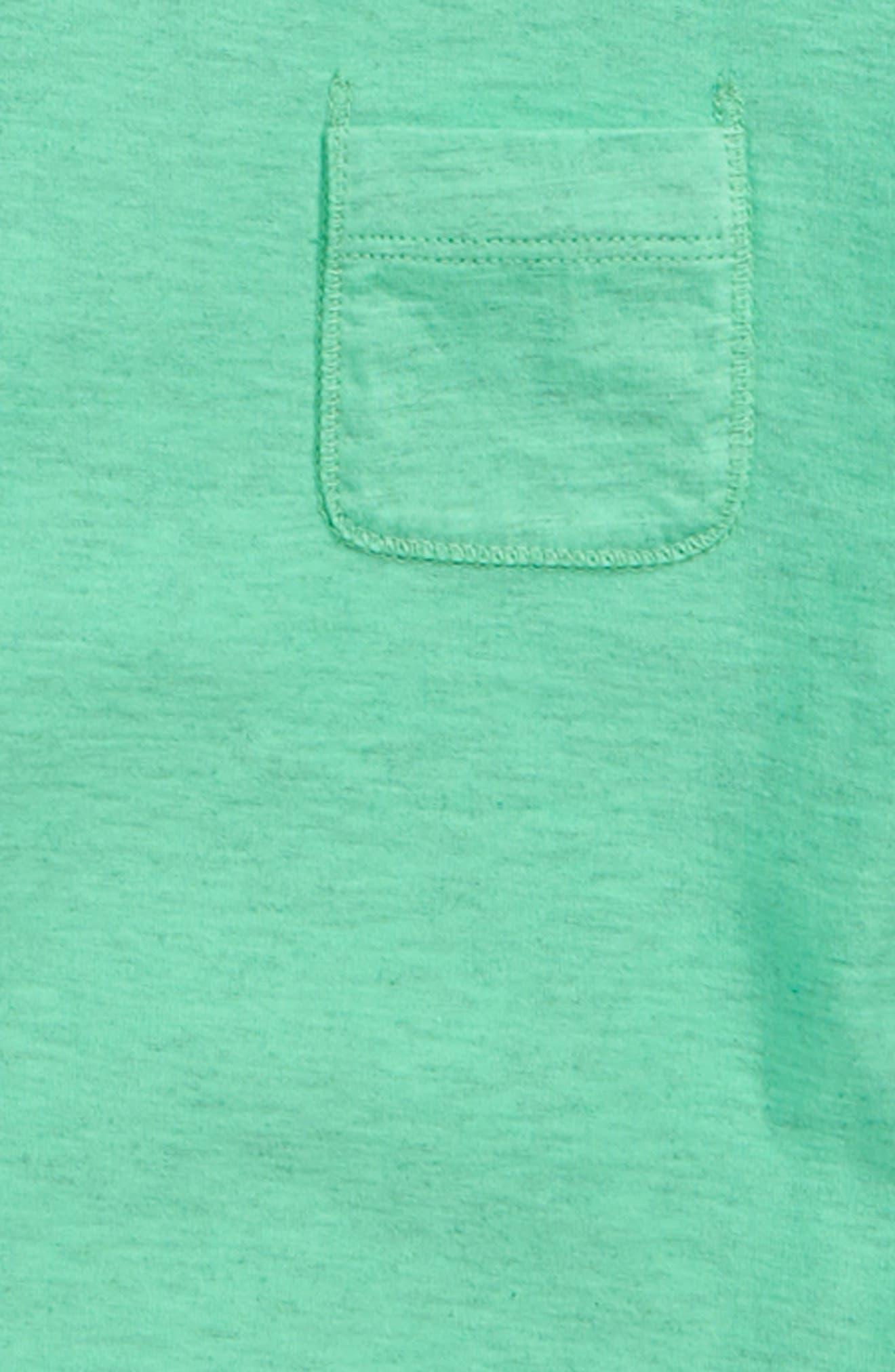 BURBERRY, Alby Bodysuit Set, Alternate thumbnail 2, color, MULTICOLOUR