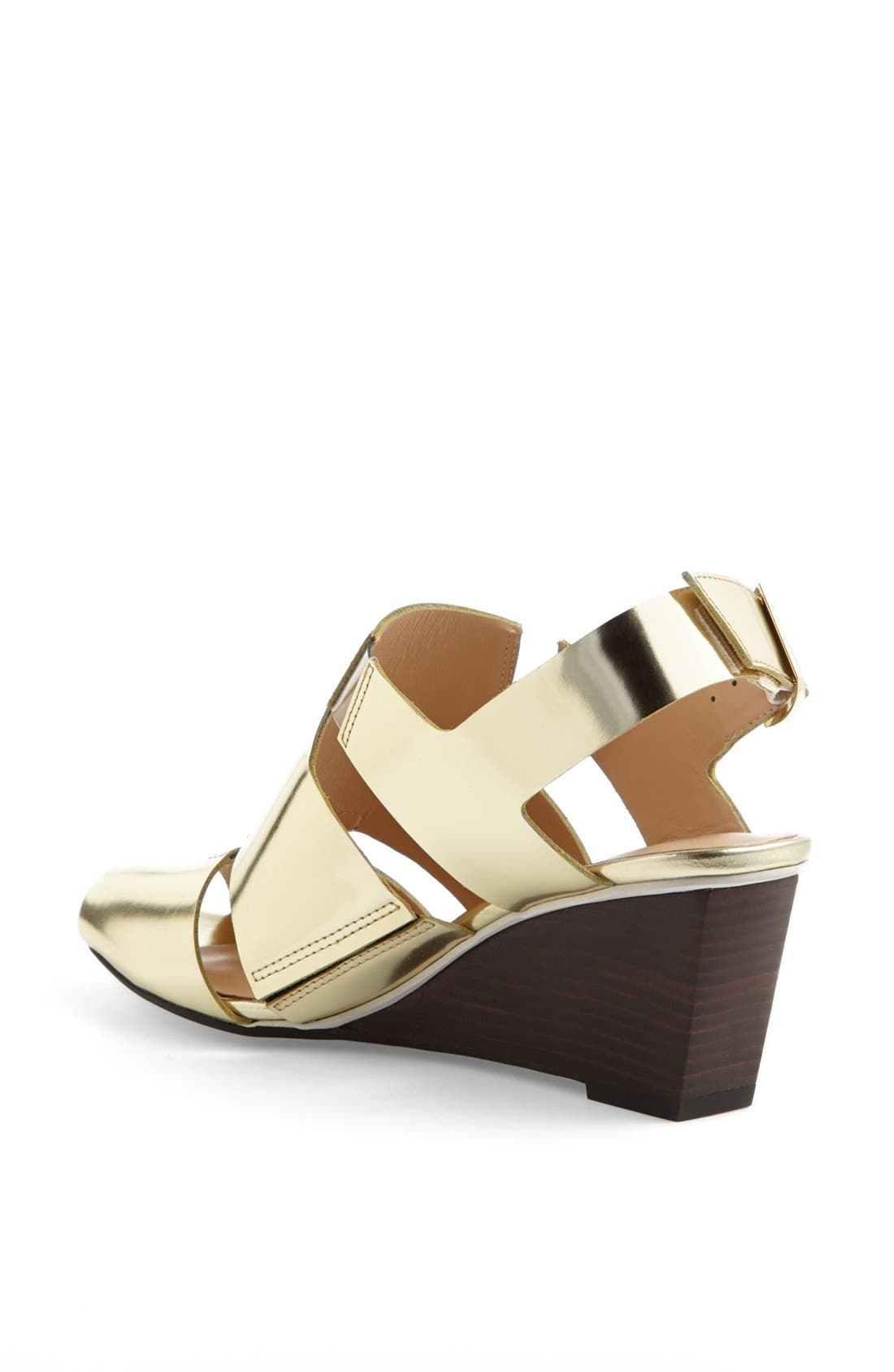 UNITED NUDE COLLECTION, 'Kim' Sandal, Alternate thumbnail 4, color, 710