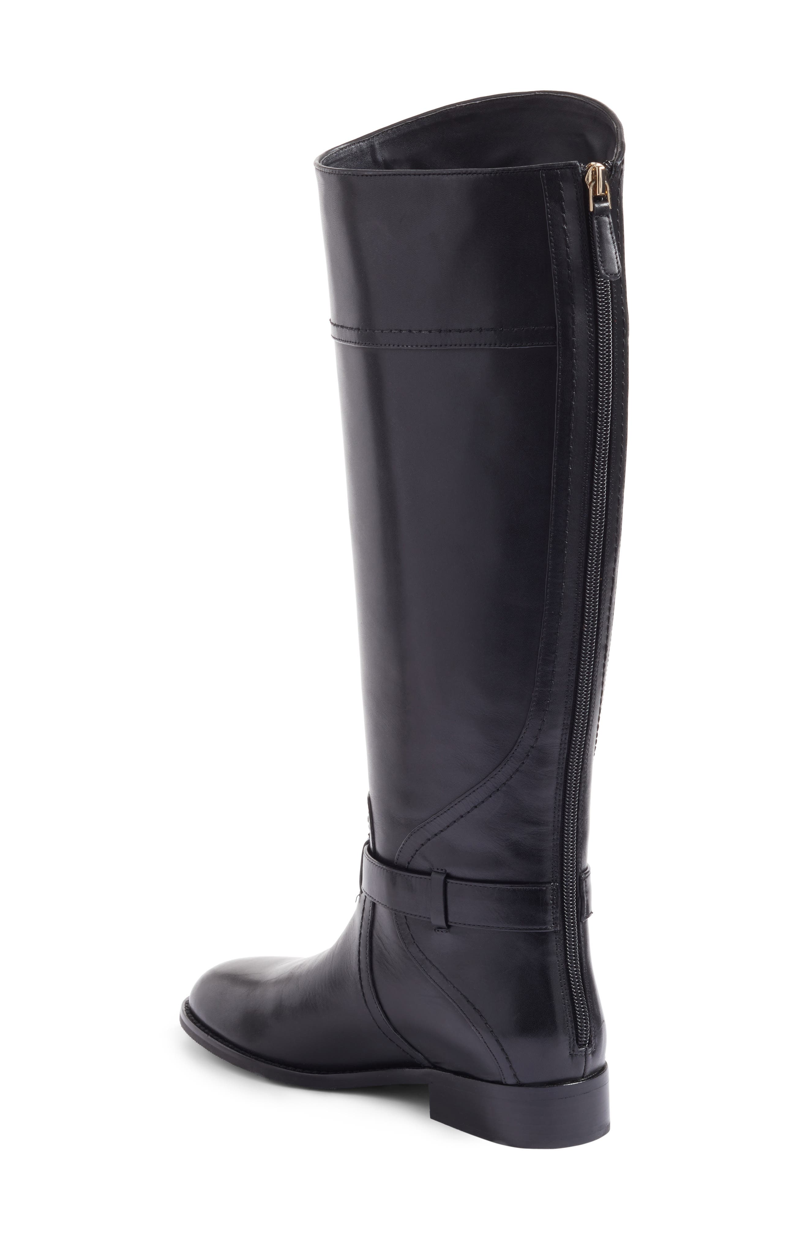 TORY BURCH, Adeline Boot, Alternate thumbnail 2, color, 001