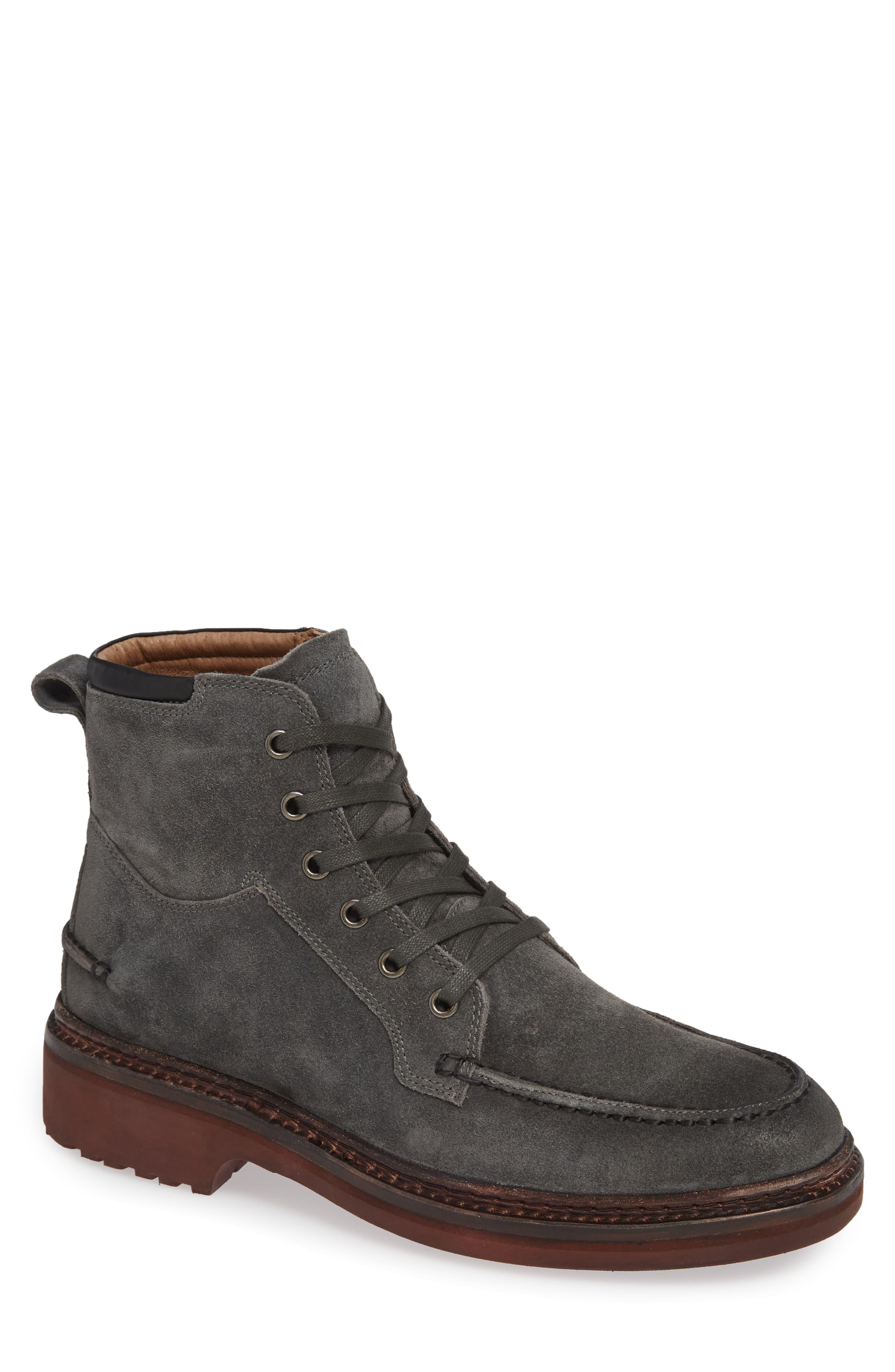 John Varvatos Star Usa Cooper Work Boot, Grey