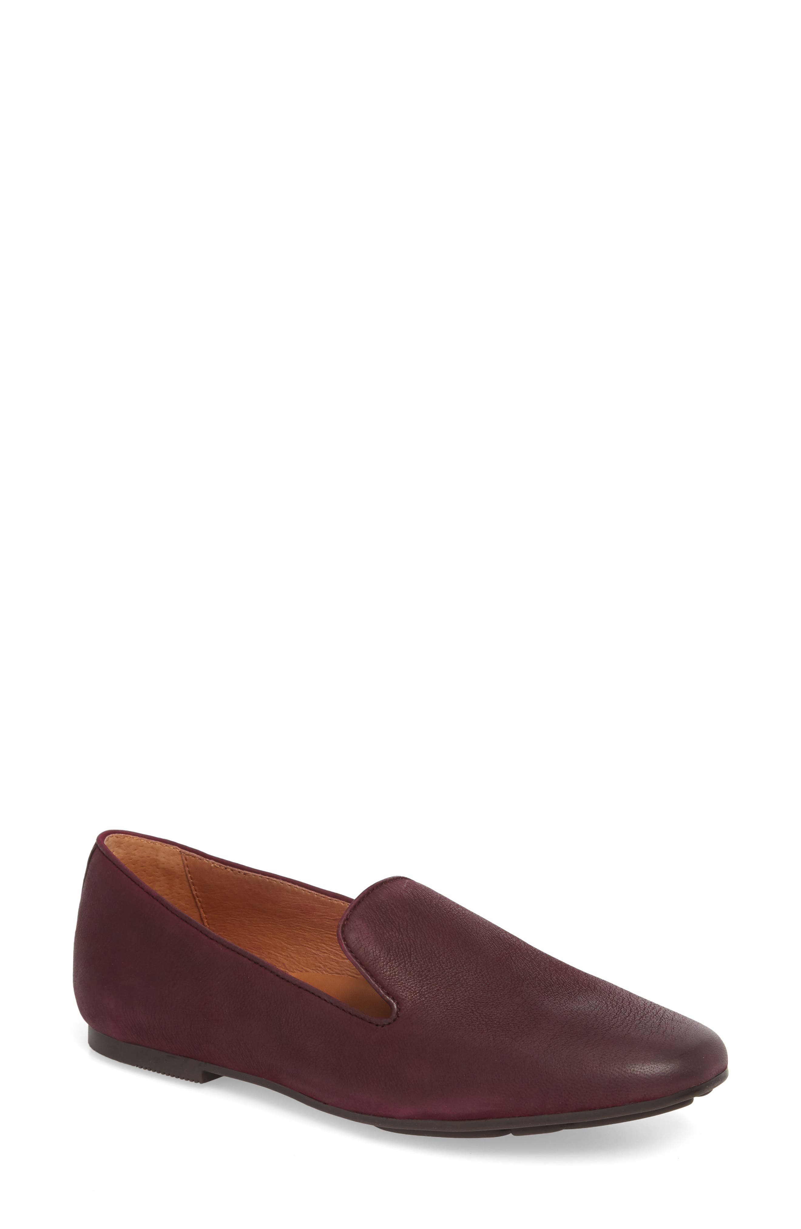 Gentle Souls By Kenneth Cole Eugene Flat, Red