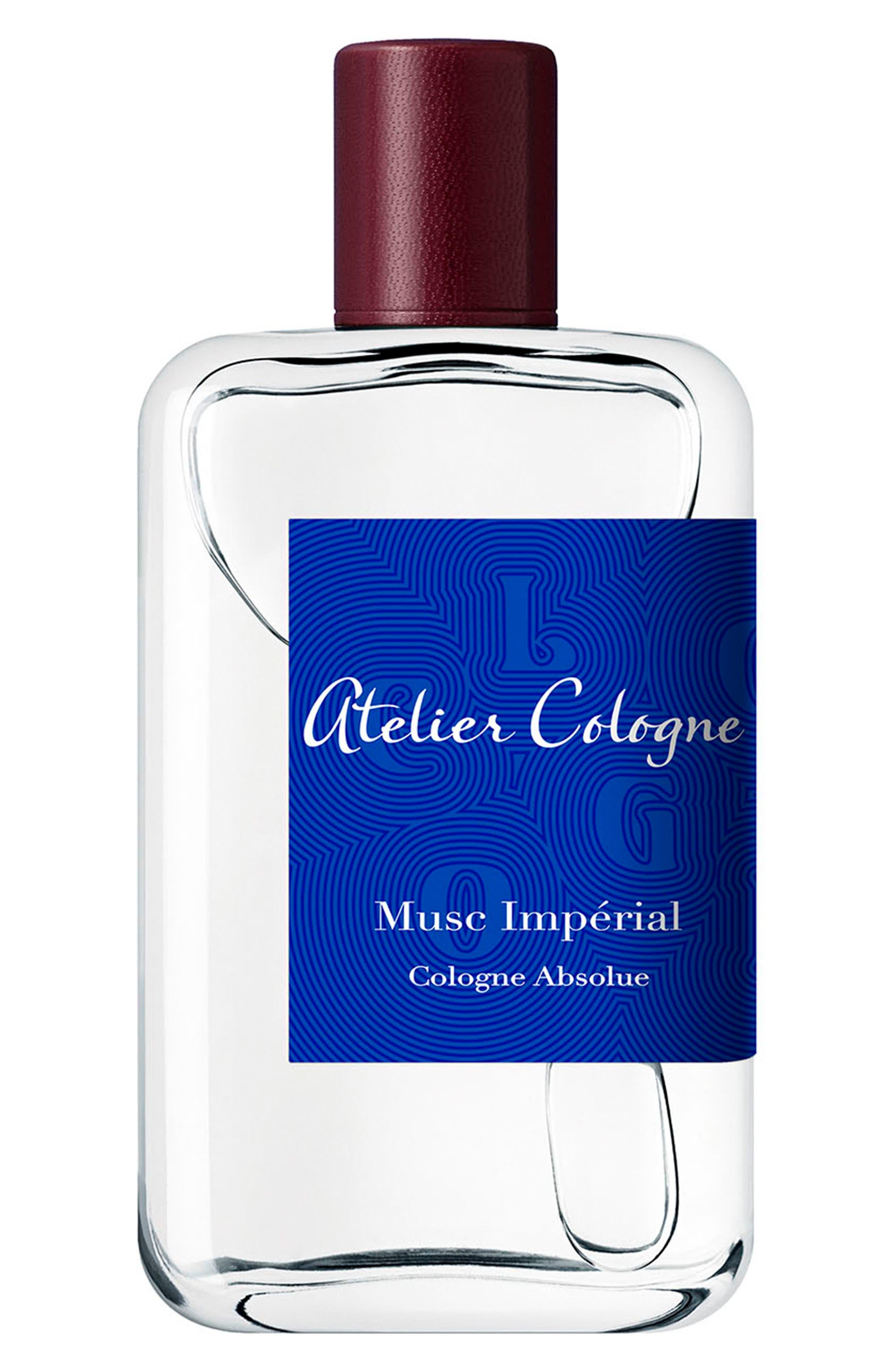 ATELIER COLOGNE, Musc Impérial Cologne Absolue, Main thumbnail 1, color, NO COLOR