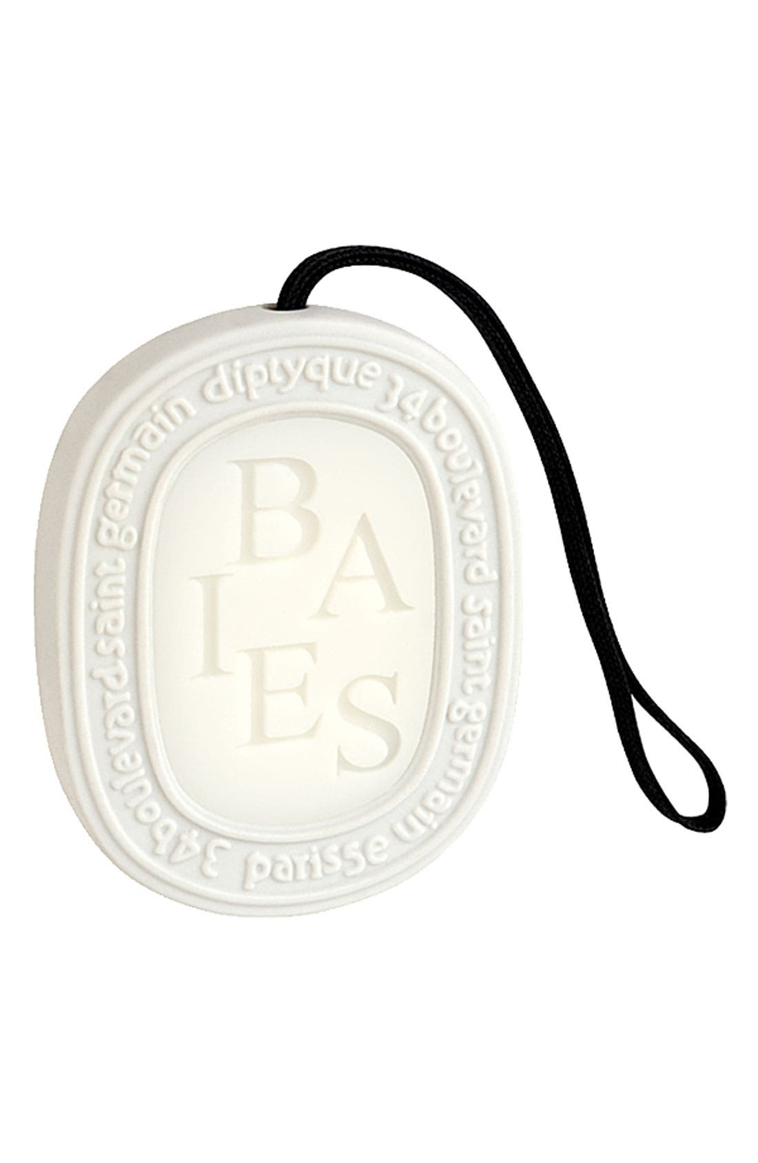 DIPTYQUE, 'Baies/Berries' Scented Oval, Main thumbnail 1, color, NO COLOR