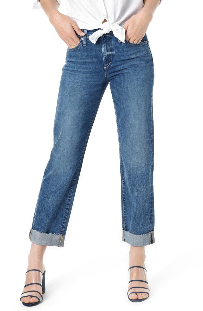 Joe's Jeans NIKI RAW CUFF BOYFRIEND JEANS