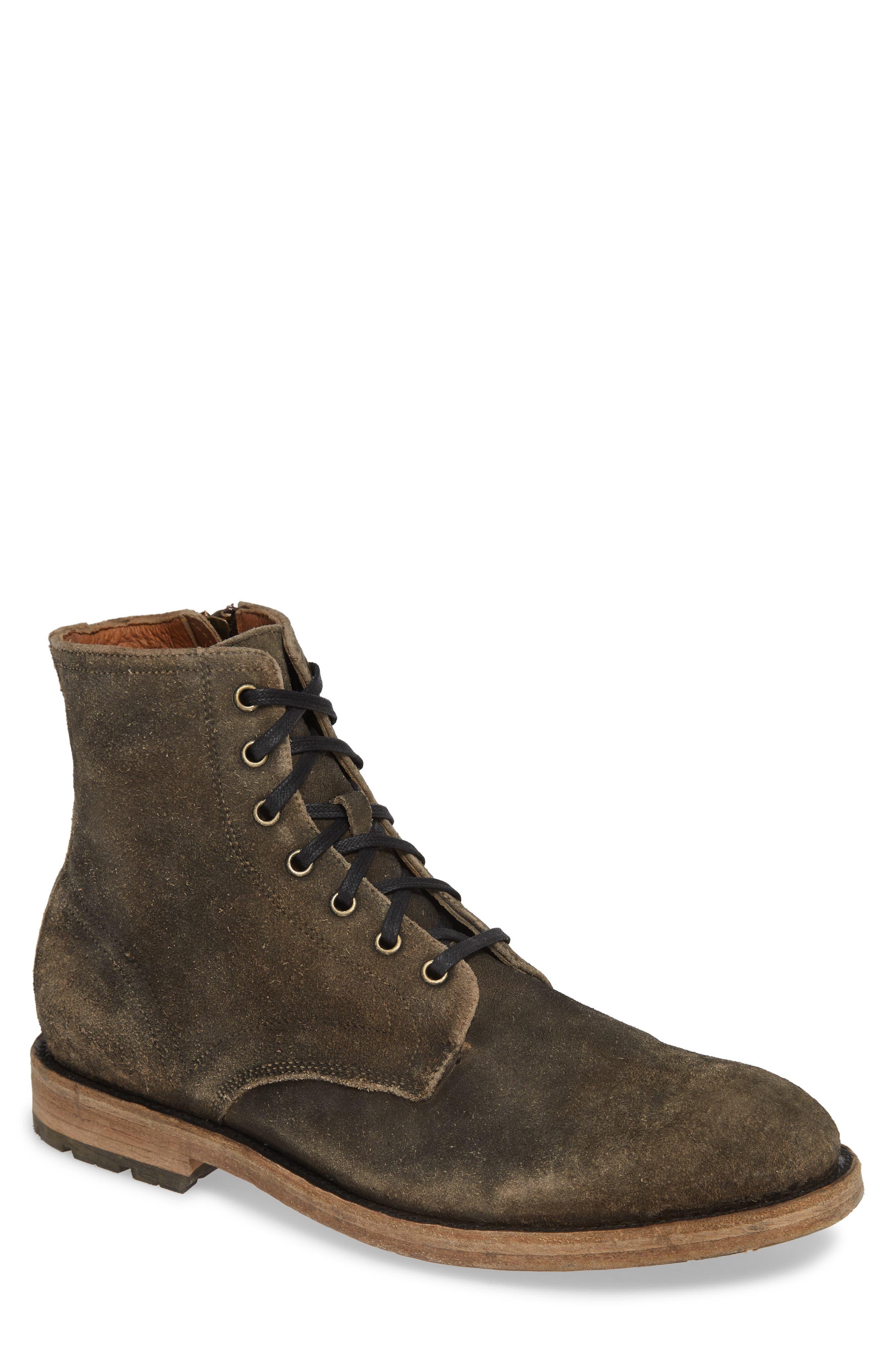 Frye Bowery Combat Boot