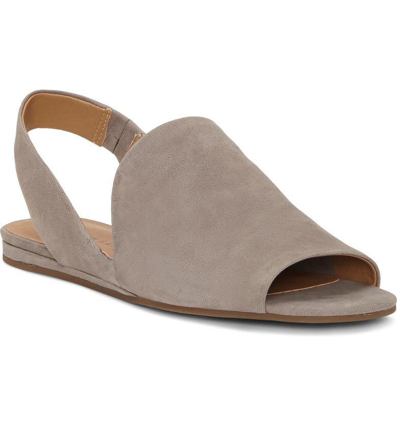 bf169941939e Lucky Brand Georgeta Slingback Flat Sandal (Women)