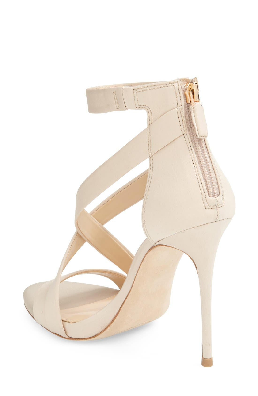 IMAGINE BY VINCE CAMUTO, Imagine Vince Camuto 'Devin' Sandal, Alternate thumbnail 2, color, LIGHT SAND