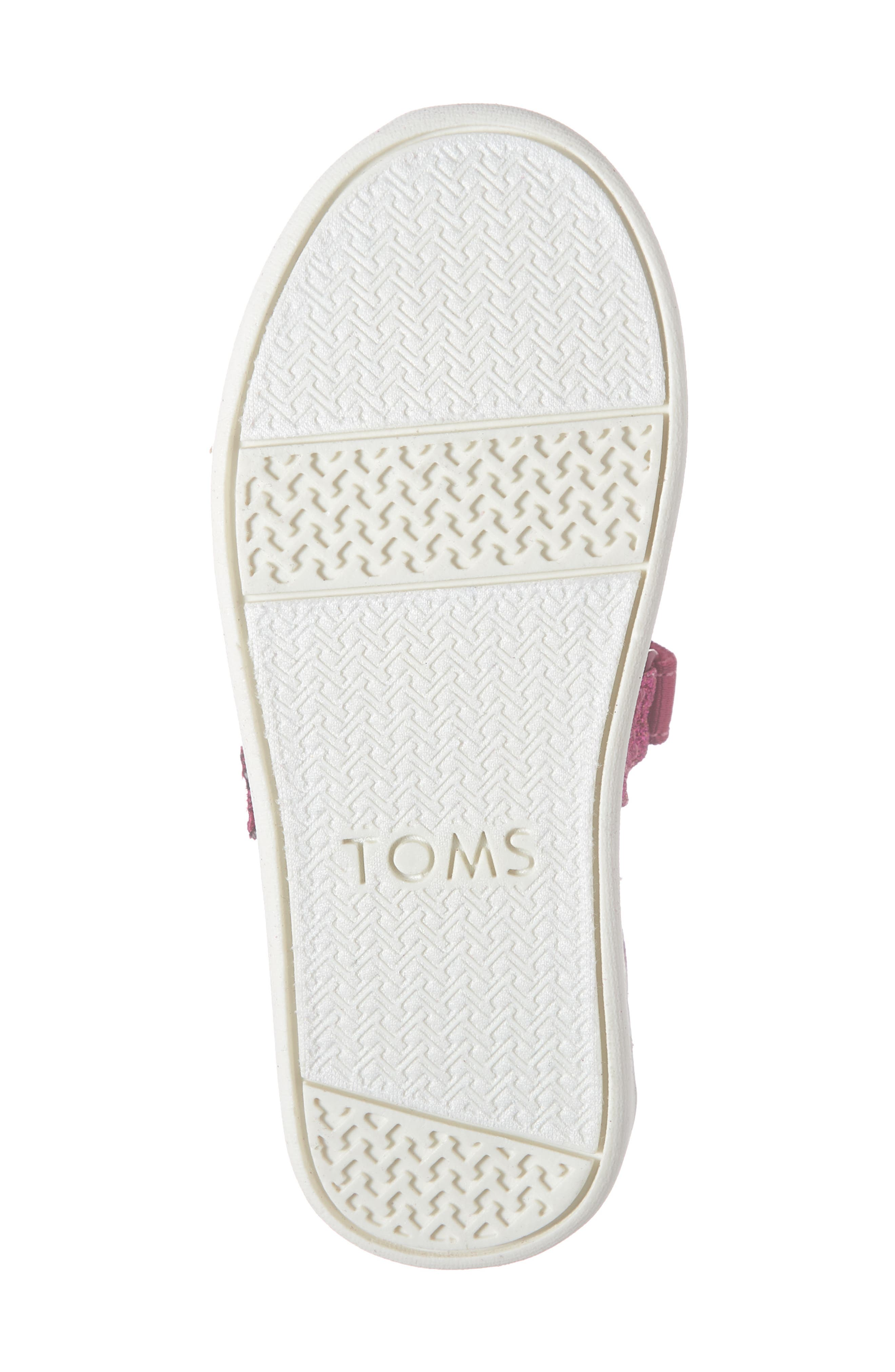 TOMS, Mary Jane Sneaker, Alternate thumbnail 6, color, PINK