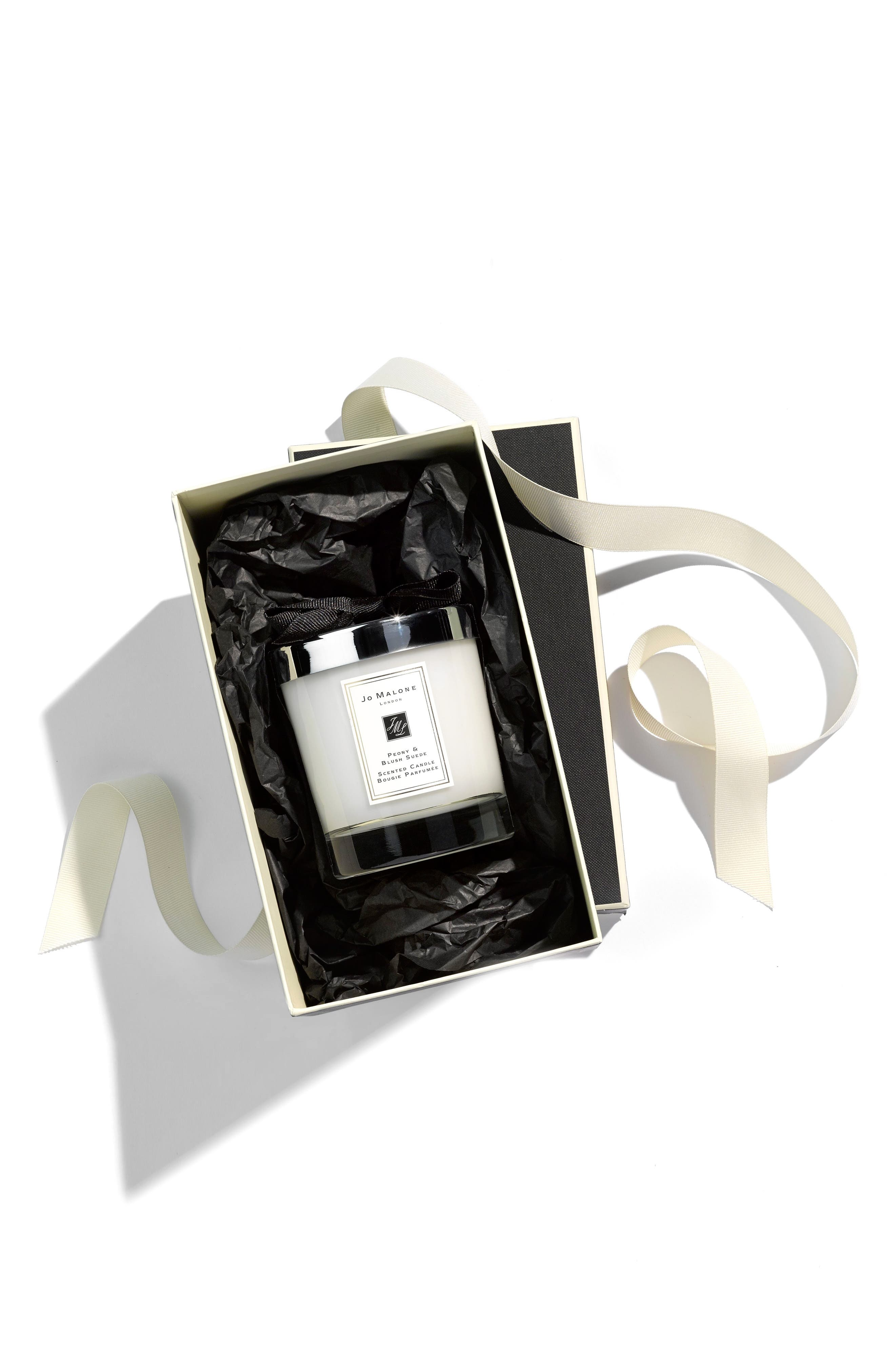JO MALONE LONDON<SUP>™</SUP>, Jo Malone<sup>™</sup> Orange Blossom Scented Home Candle, Alternate thumbnail 2, color, NO COLOR