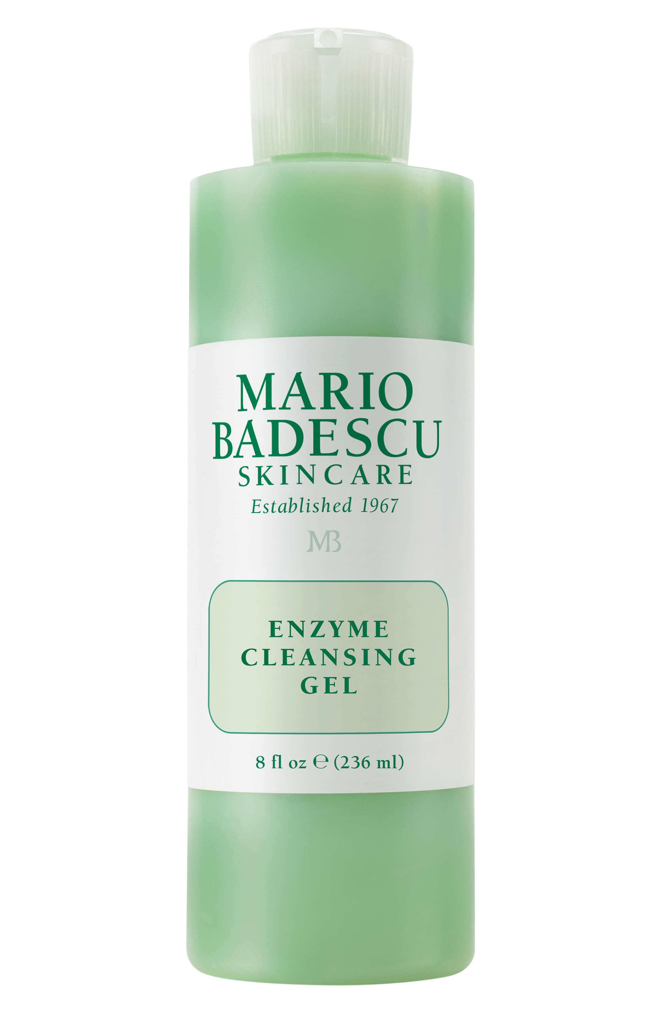 MARIO BADESCU, Enzyme Cleansing Gel, Main thumbnail 1, color, NO COLOR
