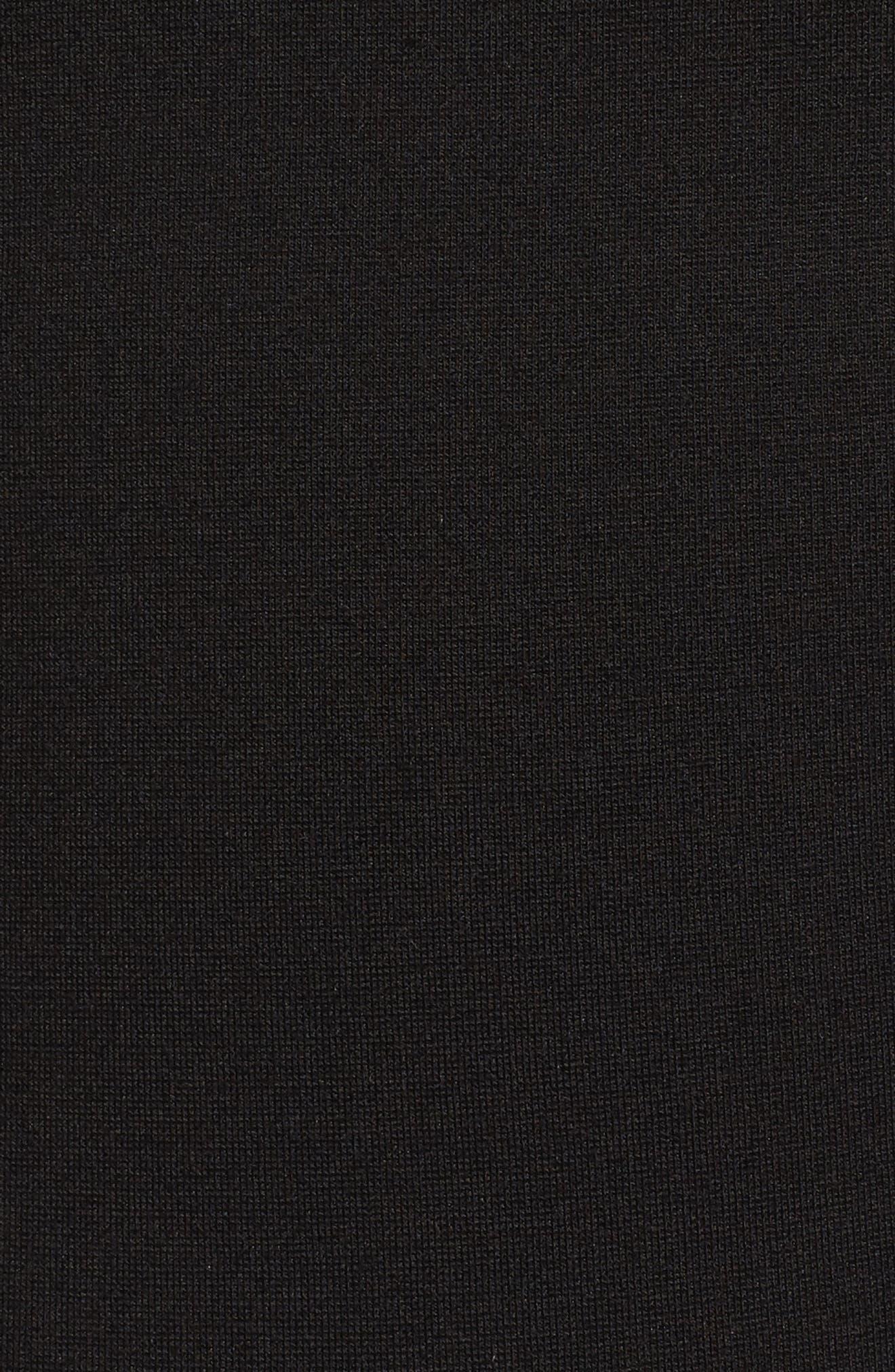 SENTIMENTAL NY, Galactica Jumpsuit, Alternate thumbnail 5, color, BLACK