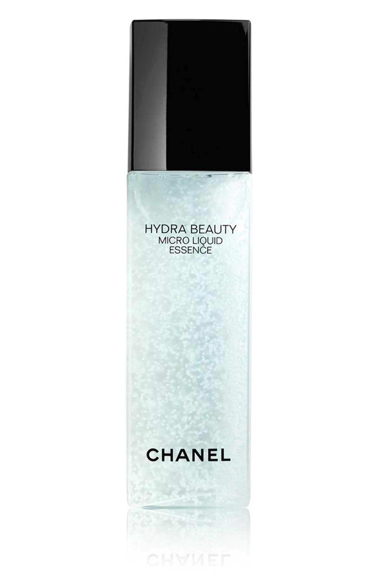 CHANEL, HYDRA BEAUTY MICRO LIQUID ESSENCE<br />Refining Energizing Hydration, Main thumbnail 1, color, NO COLOR