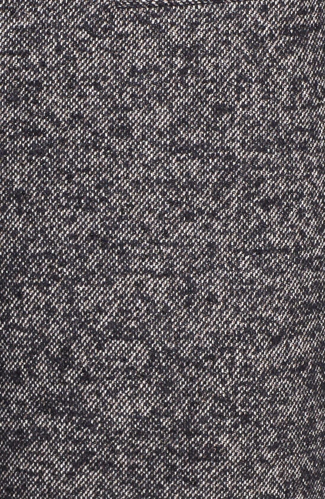 CLASSIQUES ENTIER<SUP>®</SUP>, 'Vedera Tweed' Trousers, Alternate thumbnail 3, color, 001