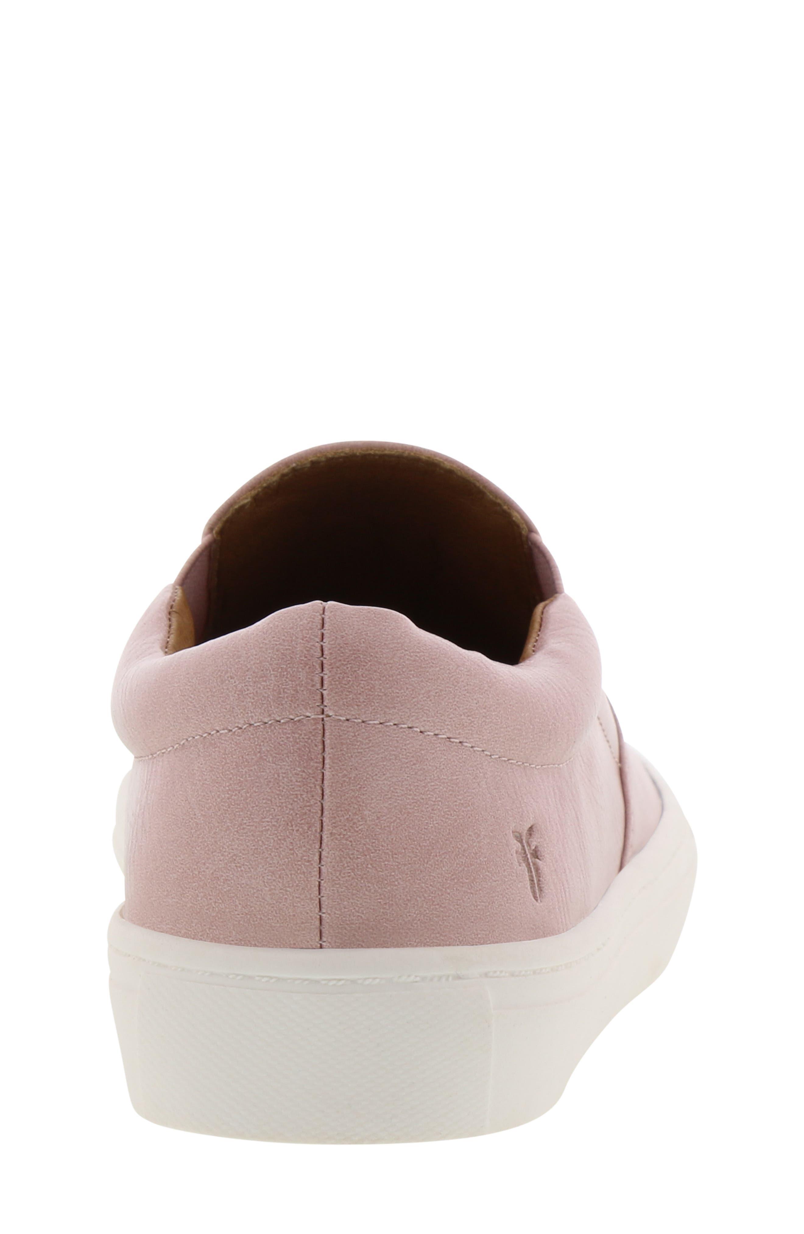 FRYE, Lena Studded Sneaker, Alternate thumbnail 7, color, 686