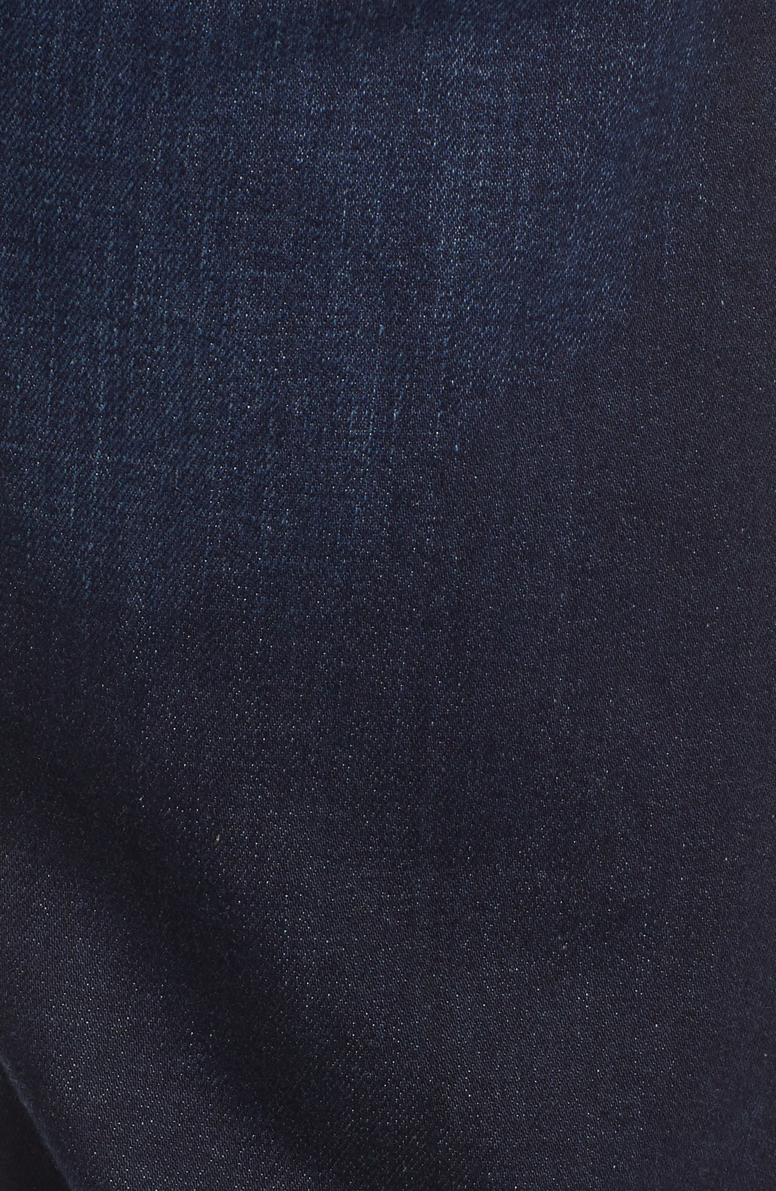 7 FOR ALL MANKIND<SUP>®</SUP>, Carson Straight Fit Jeans, Alternate thumbnail 6, color, RICHFIELD