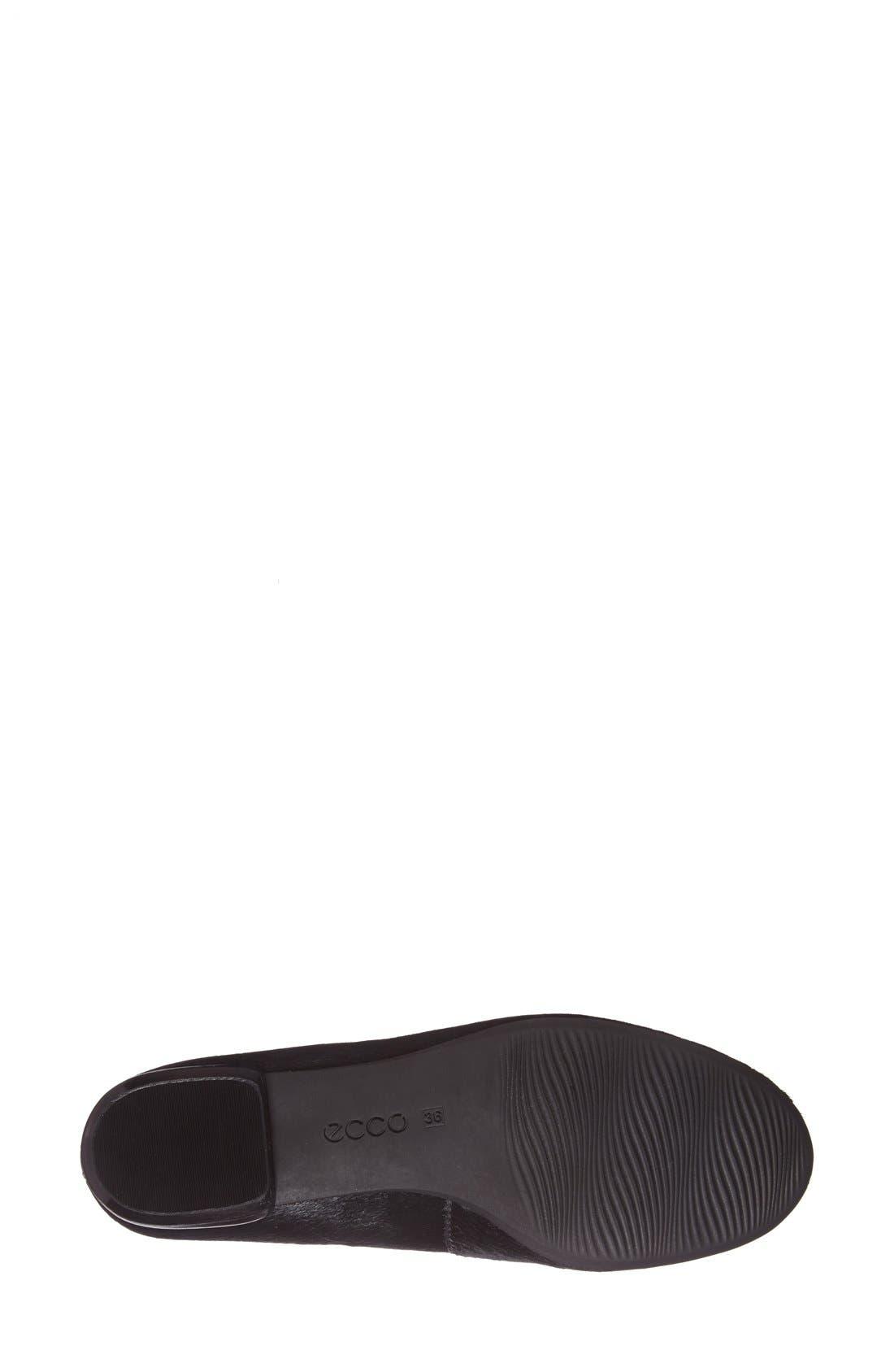 ECCO, 'Perth' Calf Hair Loafer, Alternate thumbnail 2, color, 006