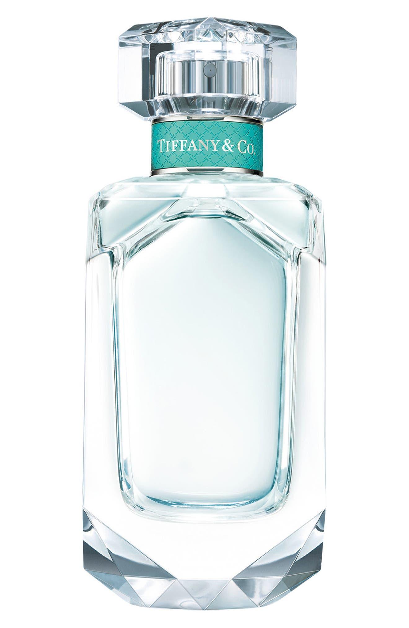 TIFFANY & CO., Tiffany Eau de Parfum, Main thumbnail 1, color, NO COLOR