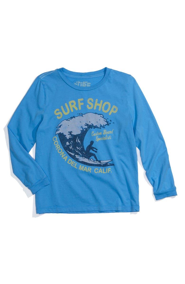 62bc3f30 Peek 'Surf Shop' T-Shirt (Little Boys & Big Boys) | Nordstrom