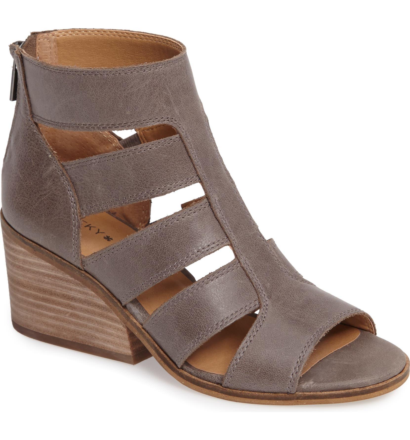 f5d81739db64 Lucky Brand Sortia Gladiator Sandal (Women)