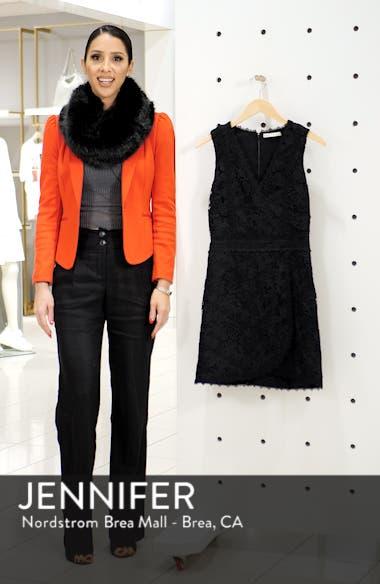 Lennon Lace Mini Dress, sales video thumbnail