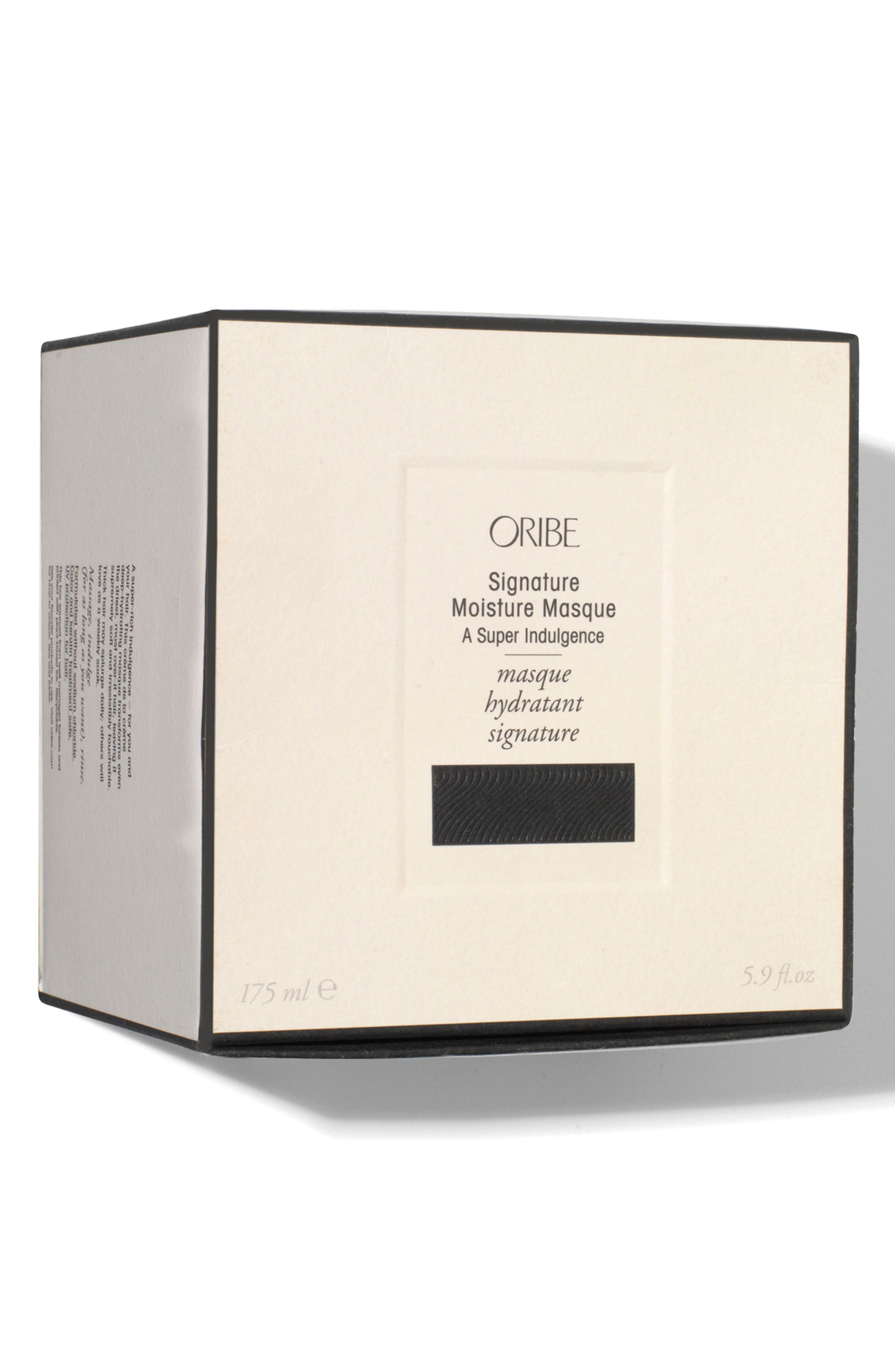 ORIBE, SPACE.NK.apothecary Oribe Signature Moisture Masque, Alternate thumbnail 3, color, NO COLOR