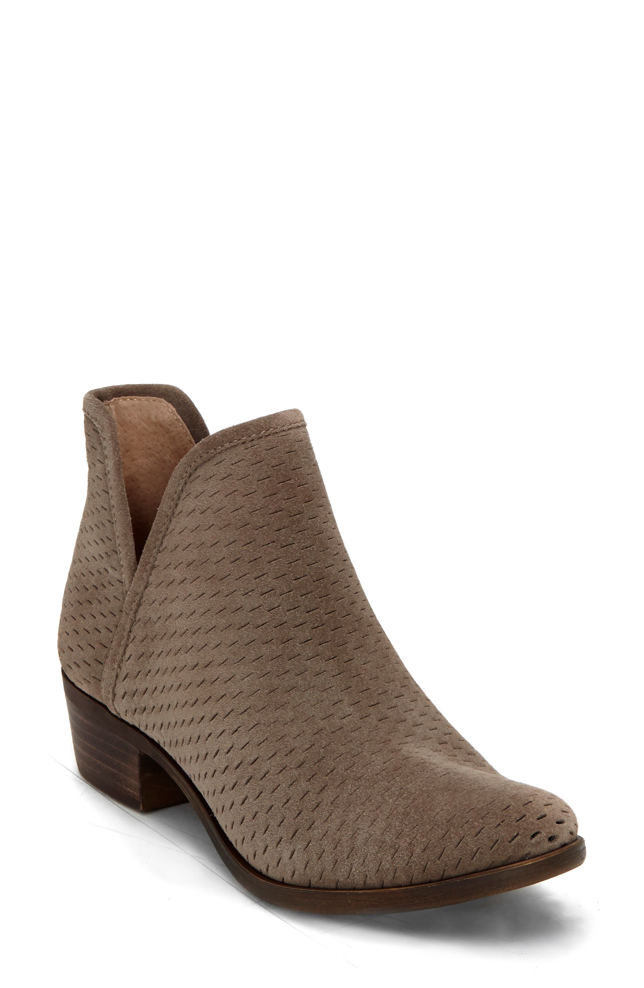 Lucky Brand Baley Bootie, Brown