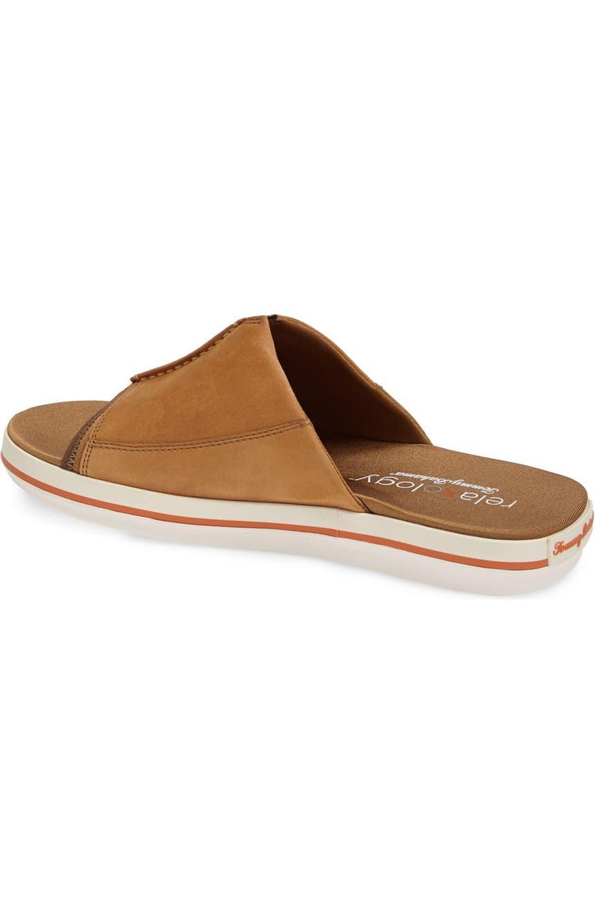 53879803bac7 Tommy Bahama  Relaxology Collection - Jareth  Slide Sandal (Men ...