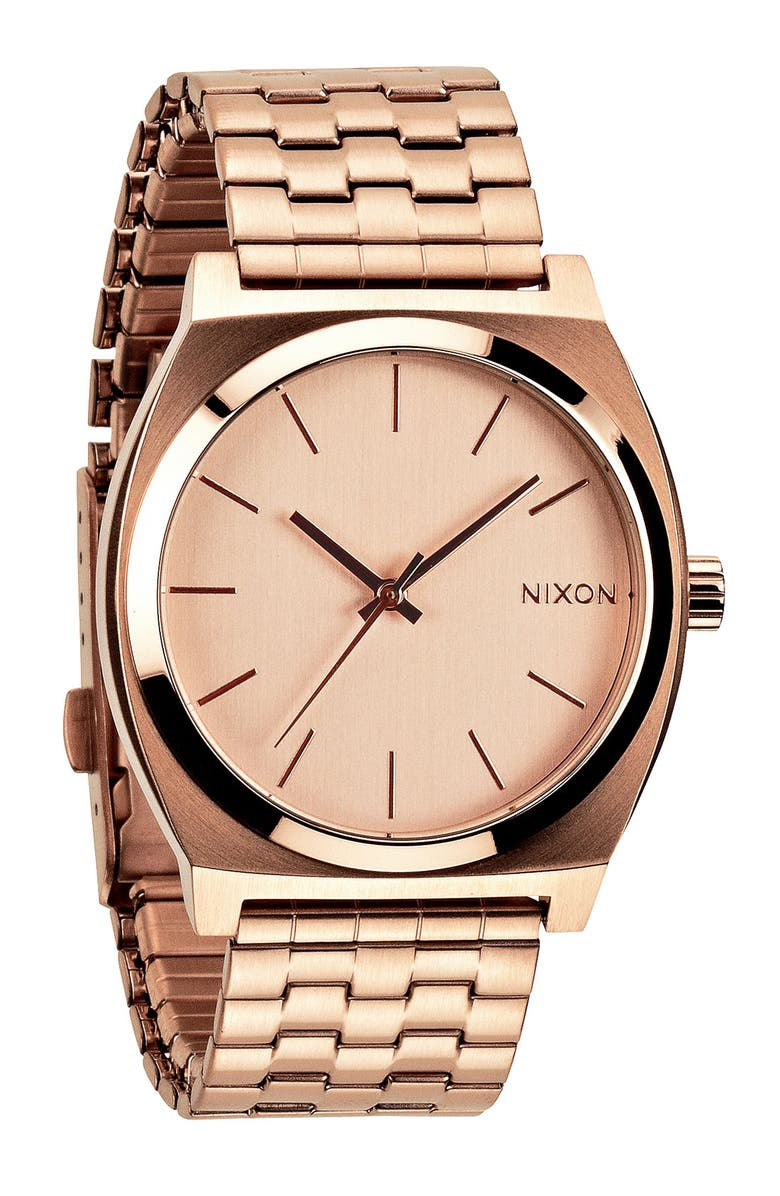 Nixon Watches 'THE TIME TELLER' WATCH, 37MM