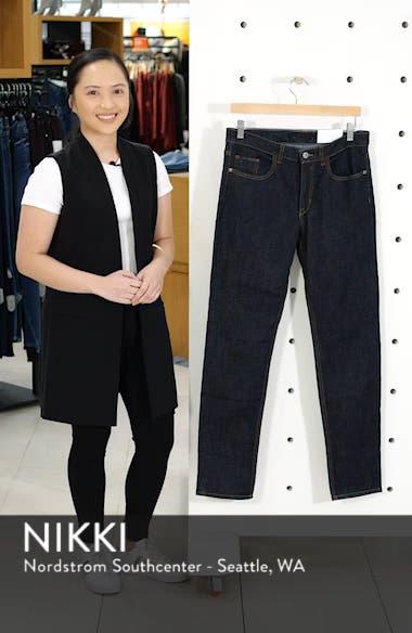 Stretch Slim Leg Jeans, sales video thumbnail