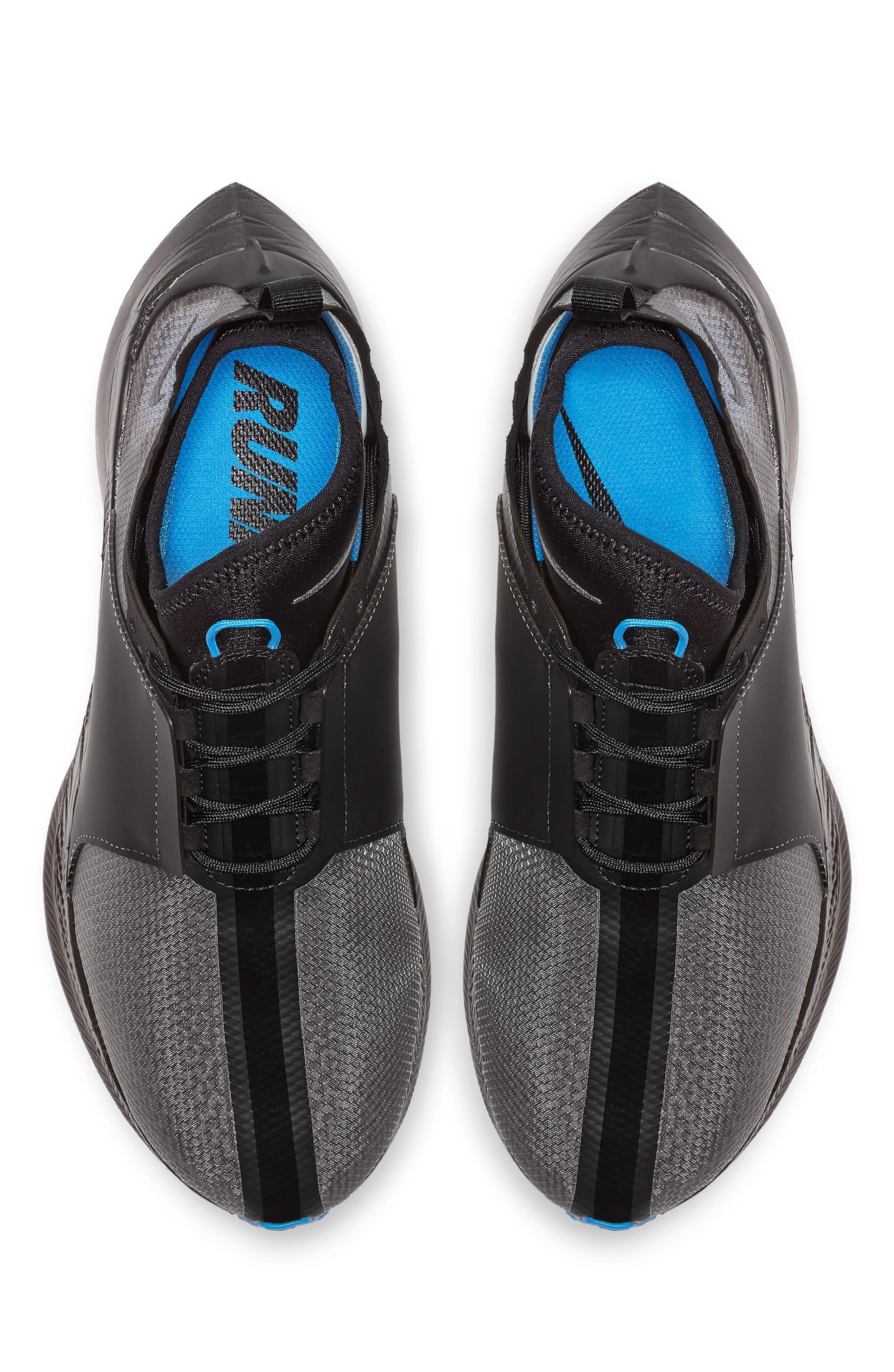 NIKE, Zoom Pegasus Turbo XX Running Shoe, Alternate thumbnail 4, color, 004