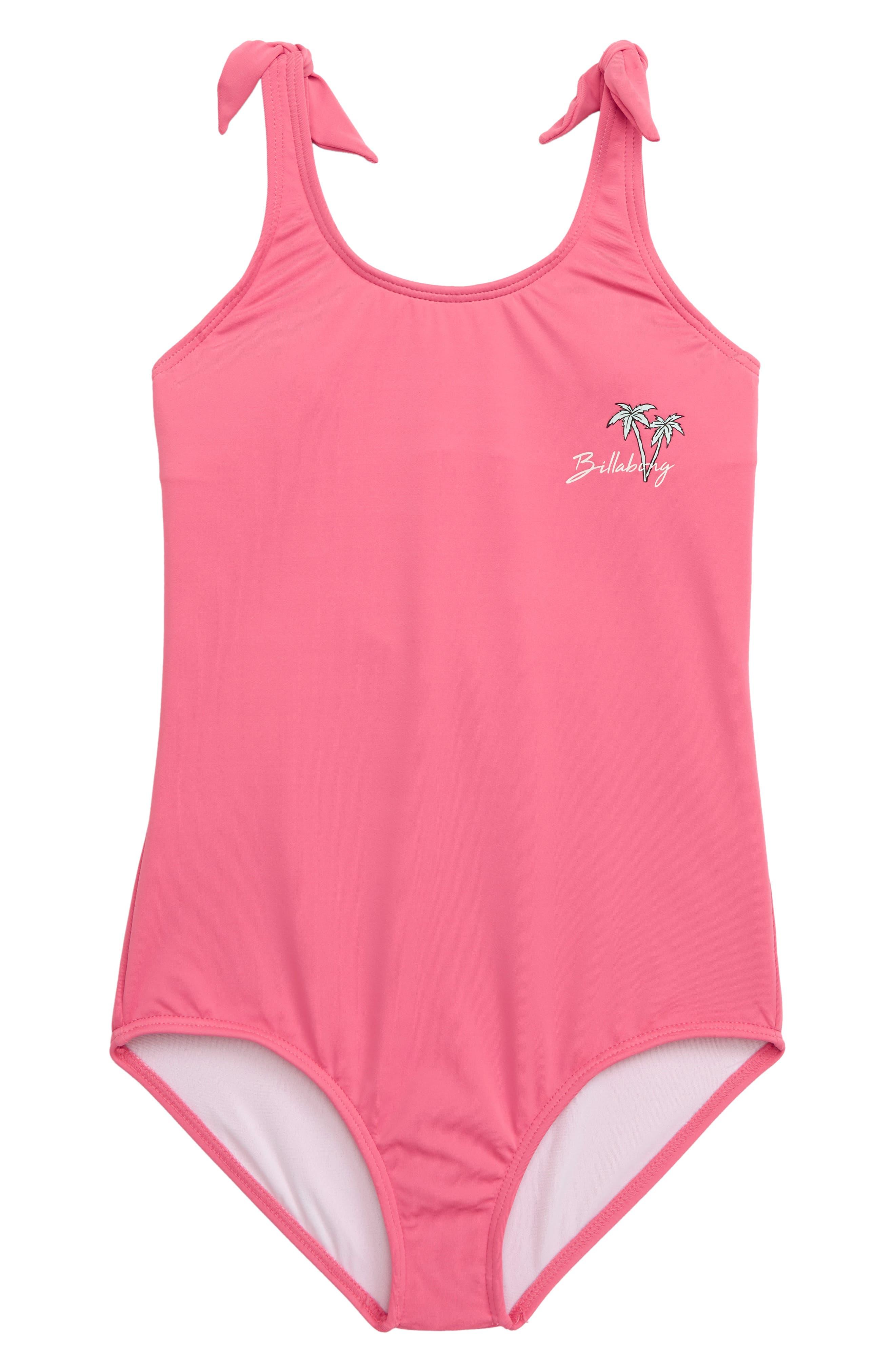 Girls Billabong Sol Searcher OnePiece Swimsuit