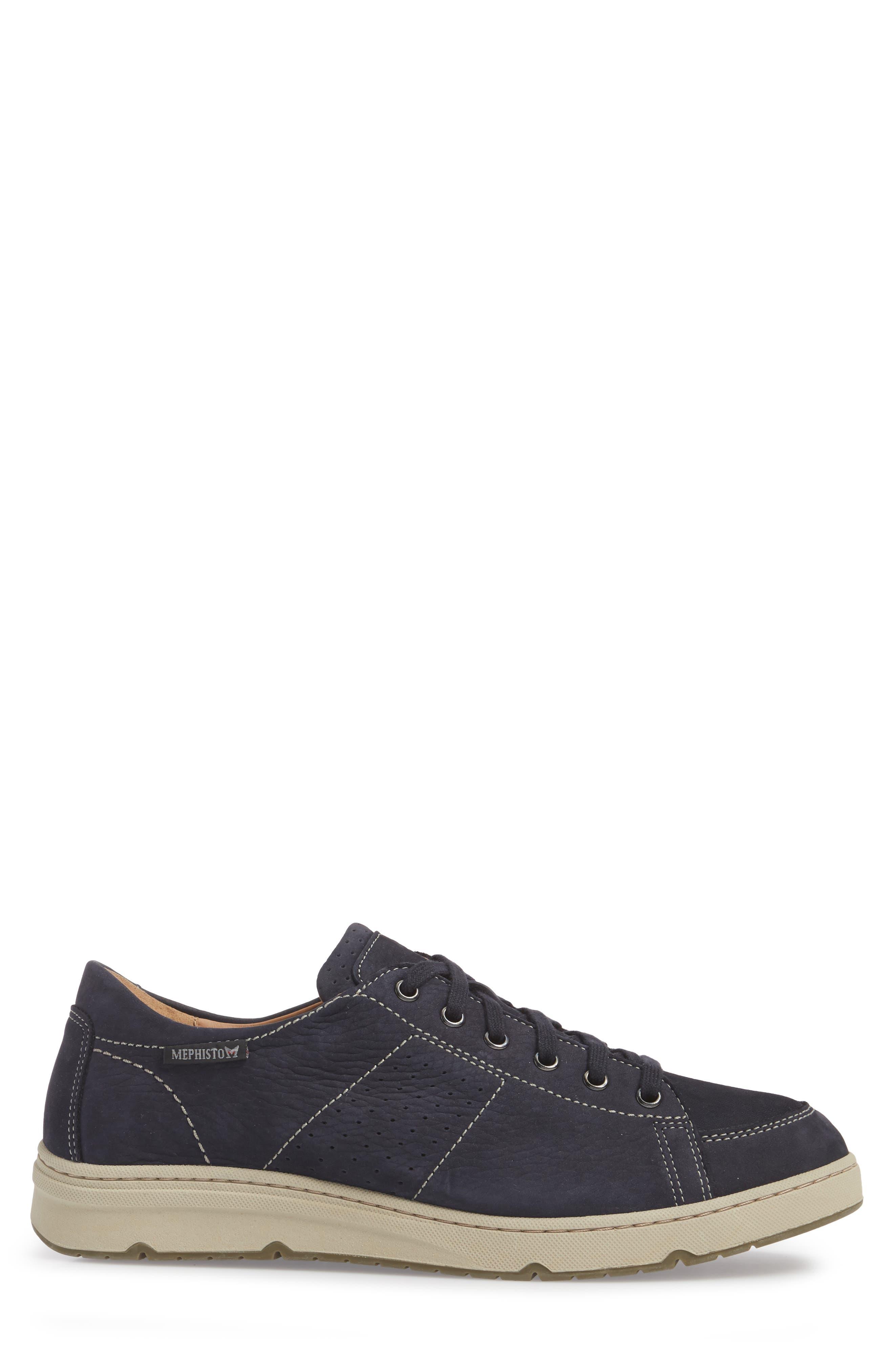 MEPHISTO, Jerome Sneaker, Alternate thumbnail 3, color, 411