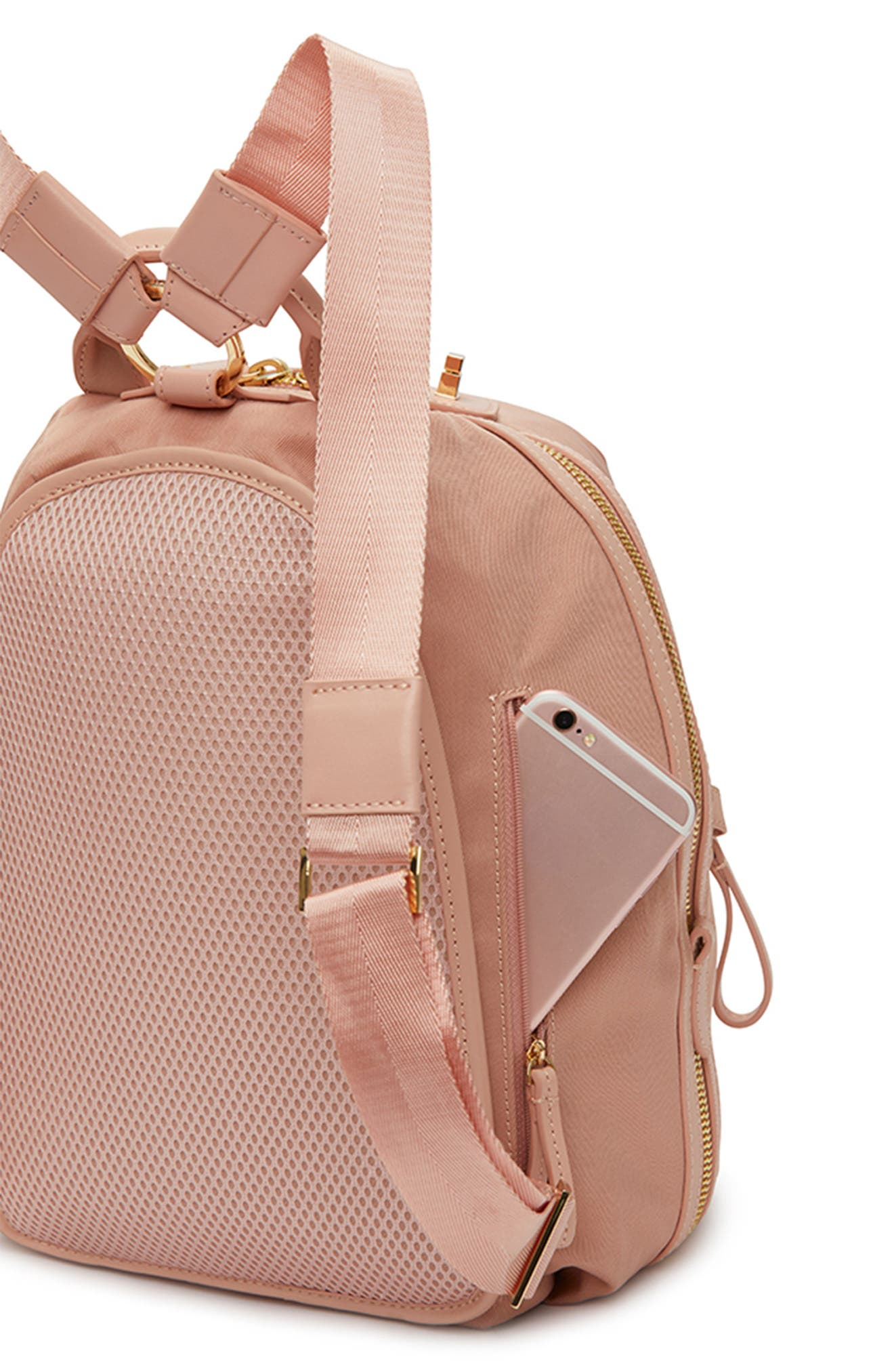 CARAA, The Dance Bag, Alternate thumbnail 7, color, PINK