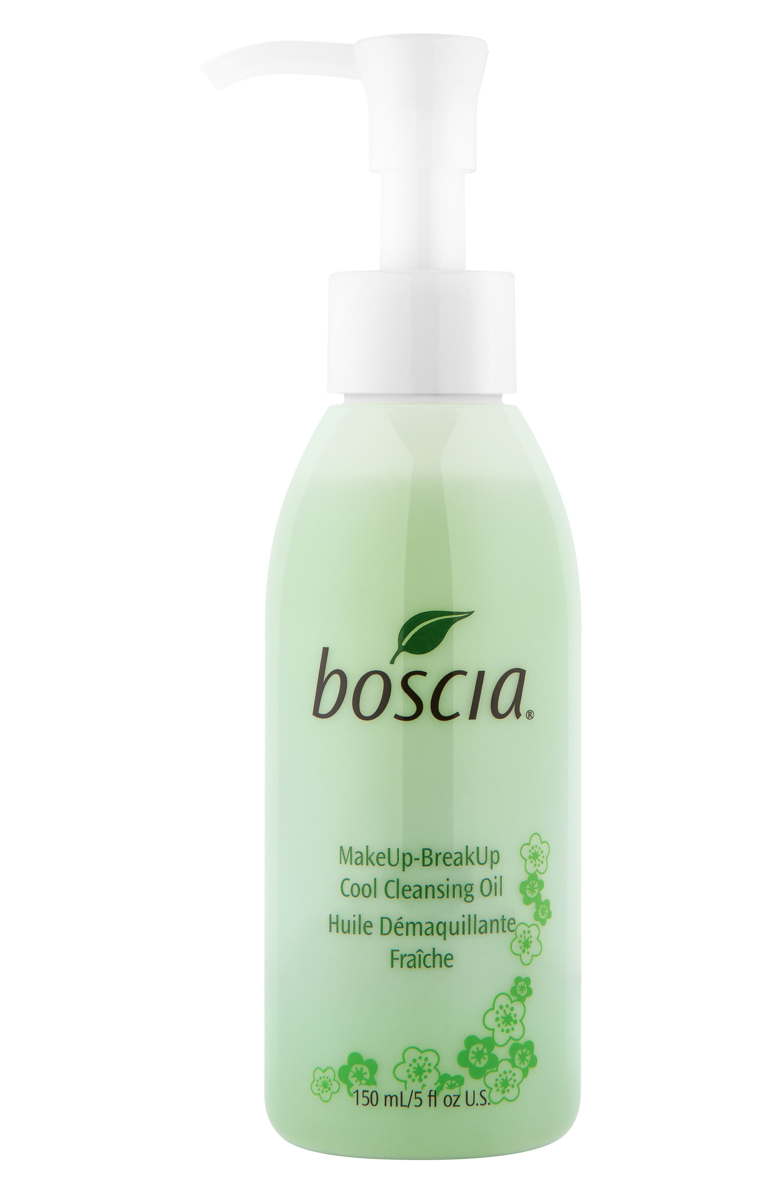 BOSCIA, MakeUp-BreakUp Cool Cleansing Oil, Main thumbnail 1, color, NO COLOR