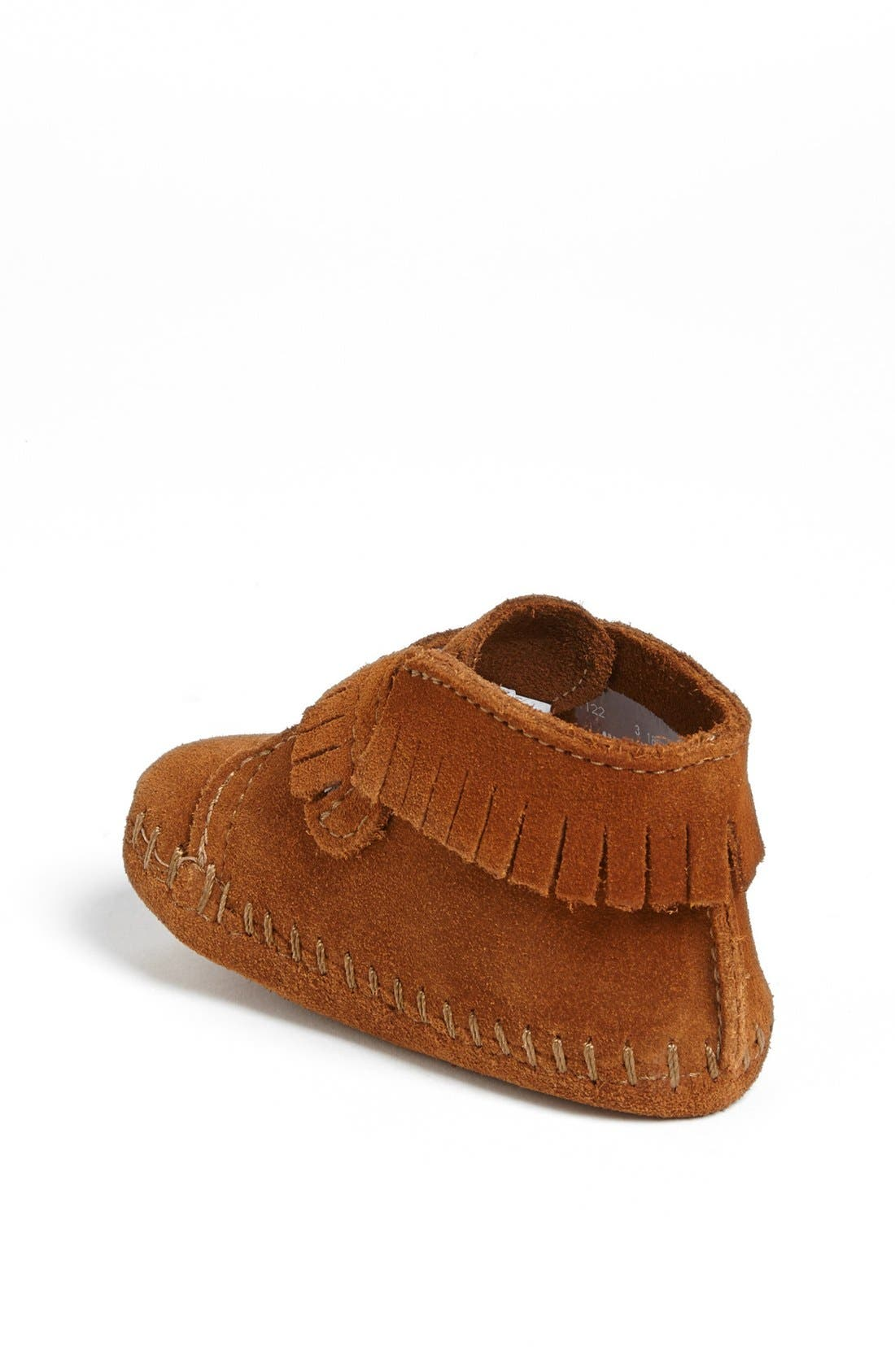 MINNETONKA, Bootie, Alternate thumbnail 2, color, BROWN