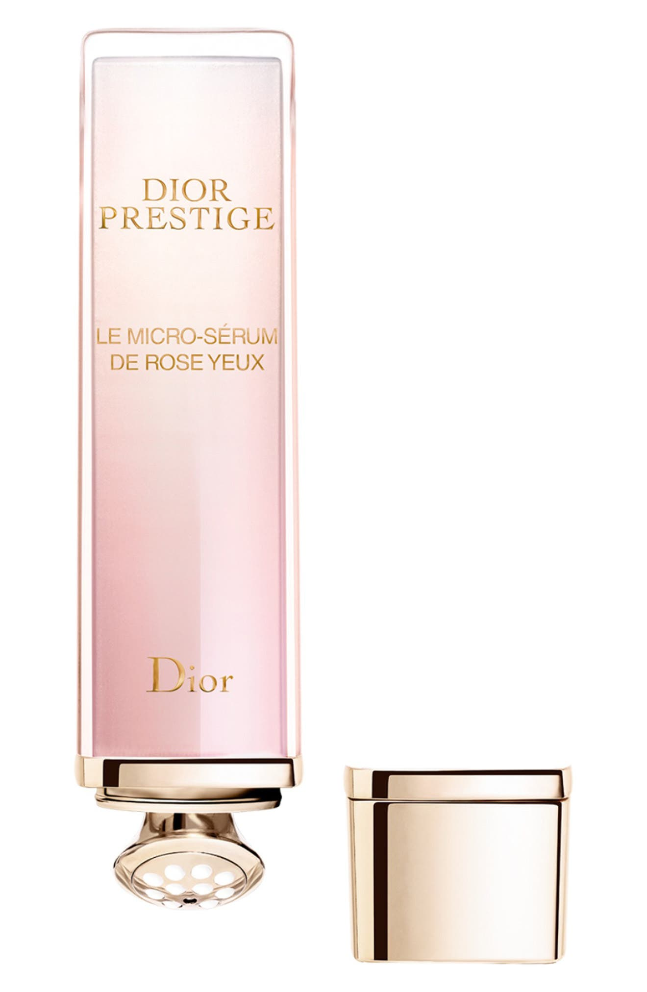 DIOR, Prestige Illuminating Micro-Nutritive Eye Serum, Main thumbnail 1, color, NO COLOR