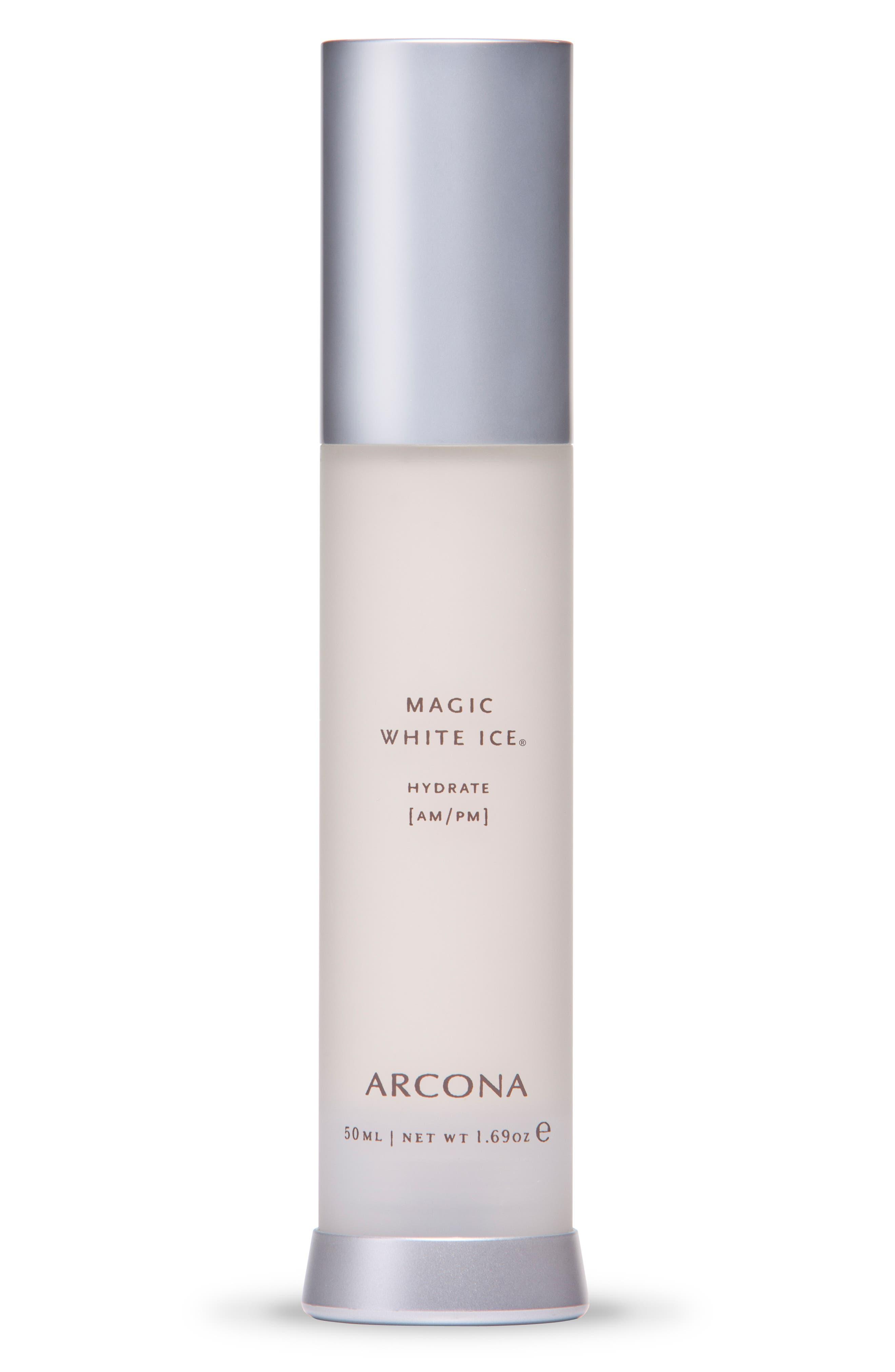 ARCONA, Magic White Ice<sup>®</sup> Jumbo Gel Face Moisturizer, Main thumbnail 1, color, NO COLOR