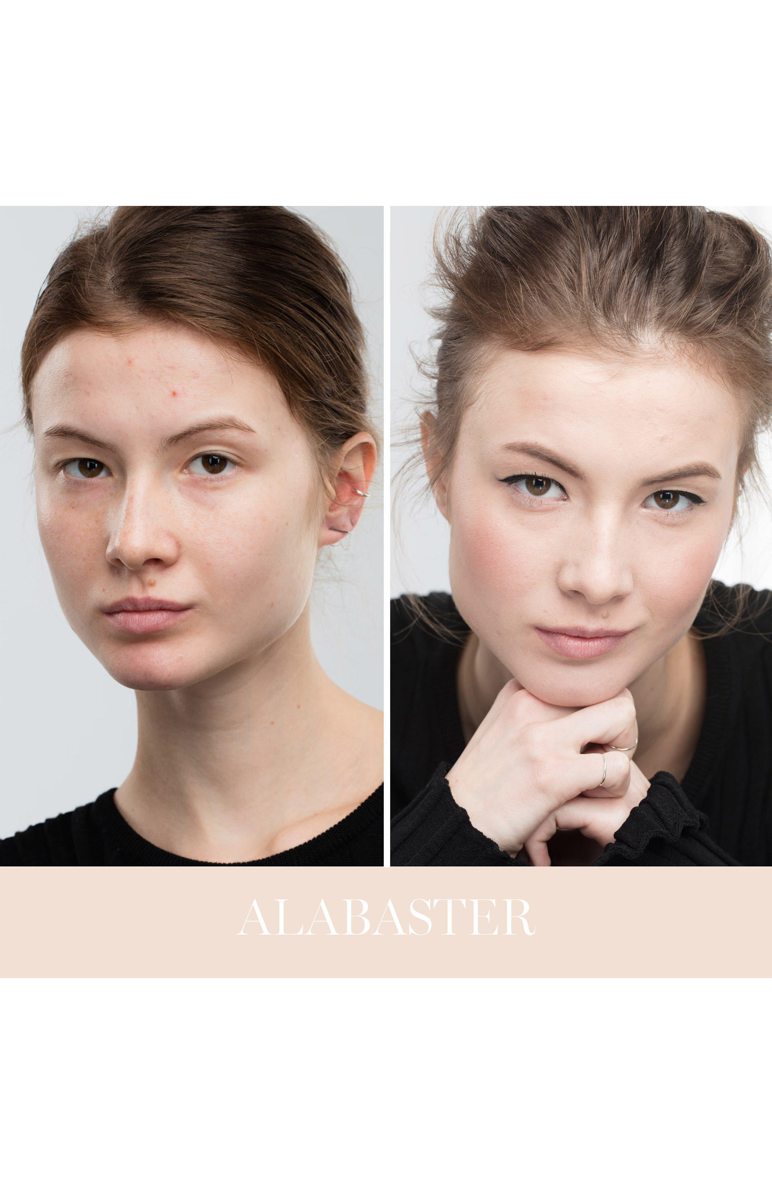 BOBBI BROWN, Skin Foundation SPF 15, Alternate thumbnail 2, color, #.00 ALABASTER