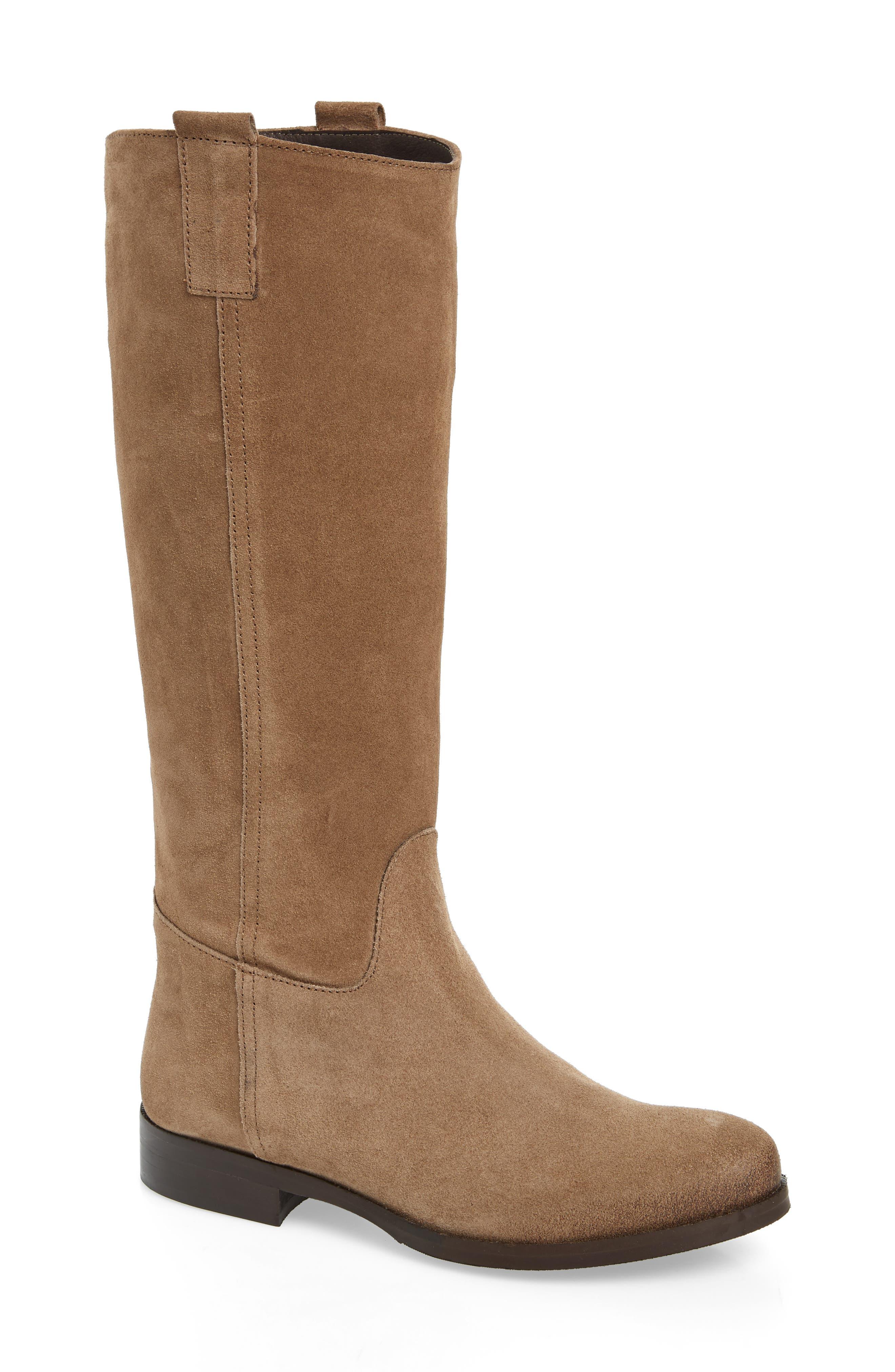 Cordani Benji Knee High Boot - Brown