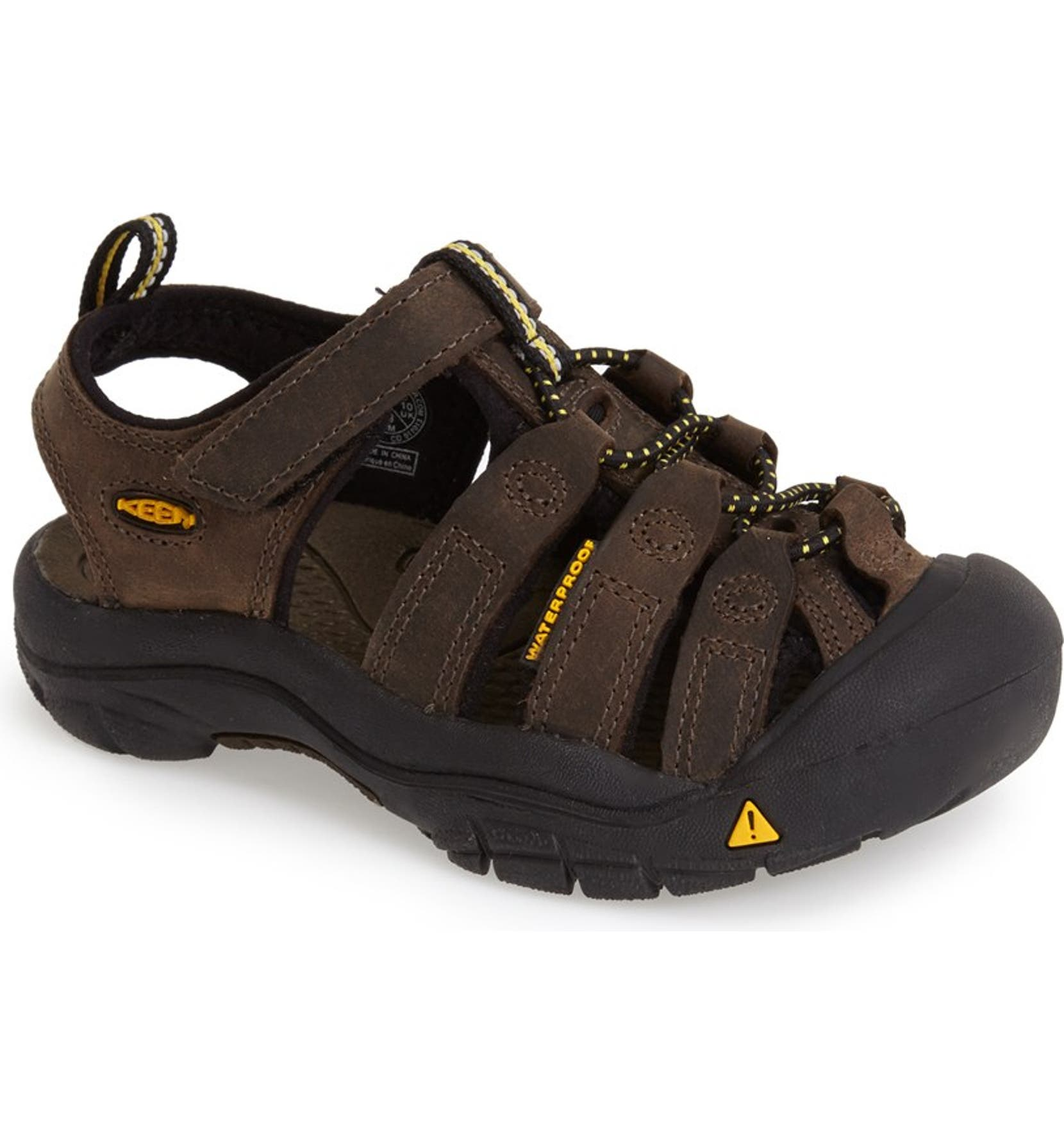 07659961c04d Keen  Newport Premium  Water Friendly Sport Sandal (Toddler