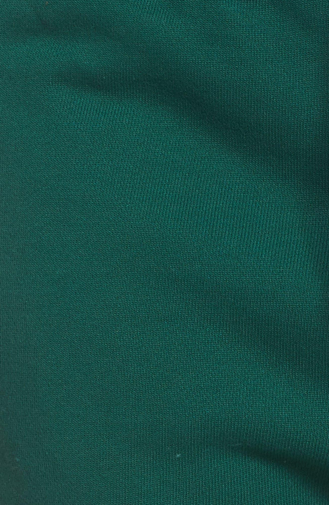 ADIDAS ORIGINALS, Cuffed Track Pants, Alternate thumbnail 6, color, 305