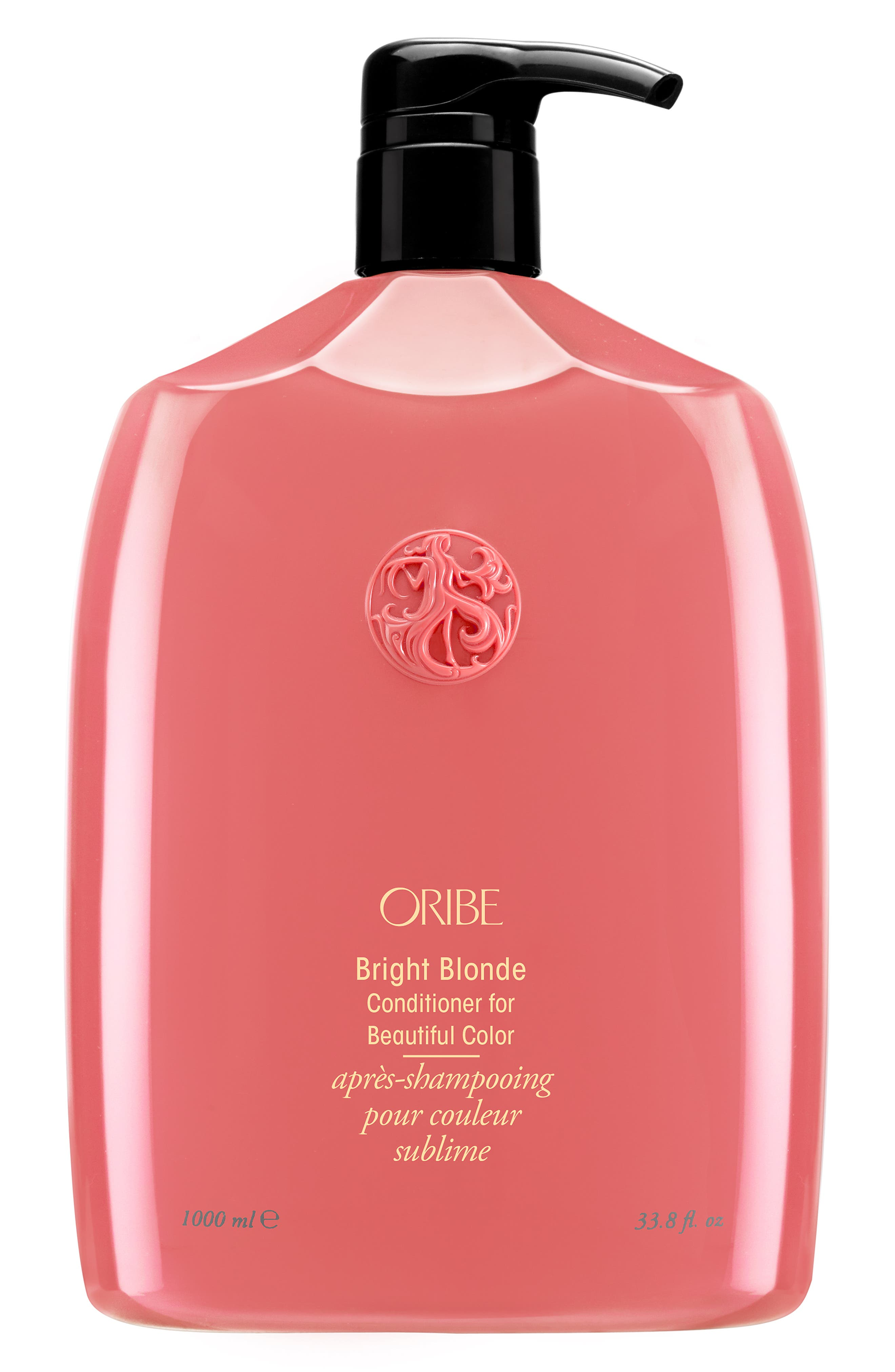 ORIBE, SPACE.NK.apothecary Oribe Bright Blonde Conditioner, Alternate thumbnail 3, color, NO COLOR