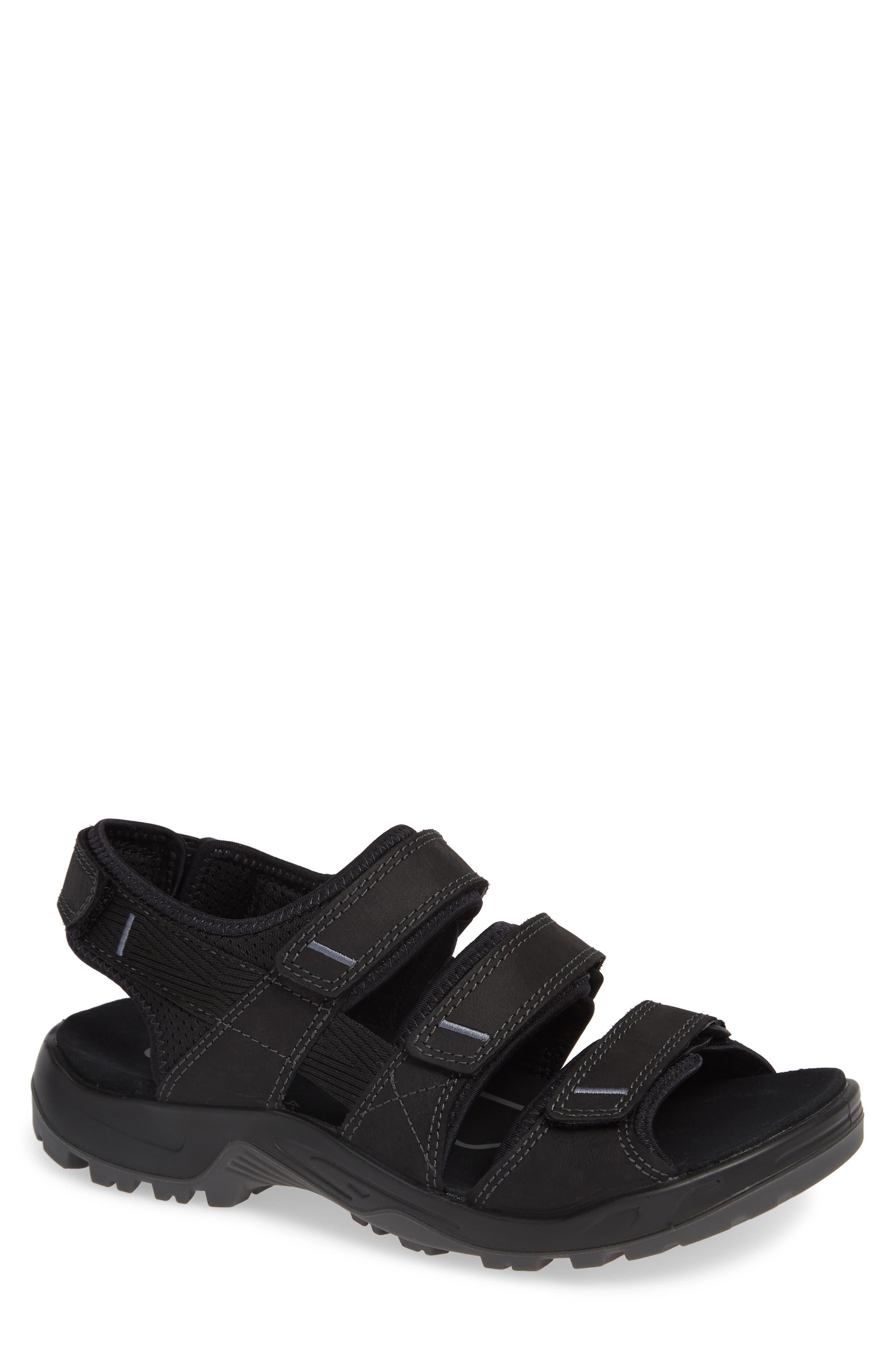 Ecco Offroad Sandal,12.5 - Black