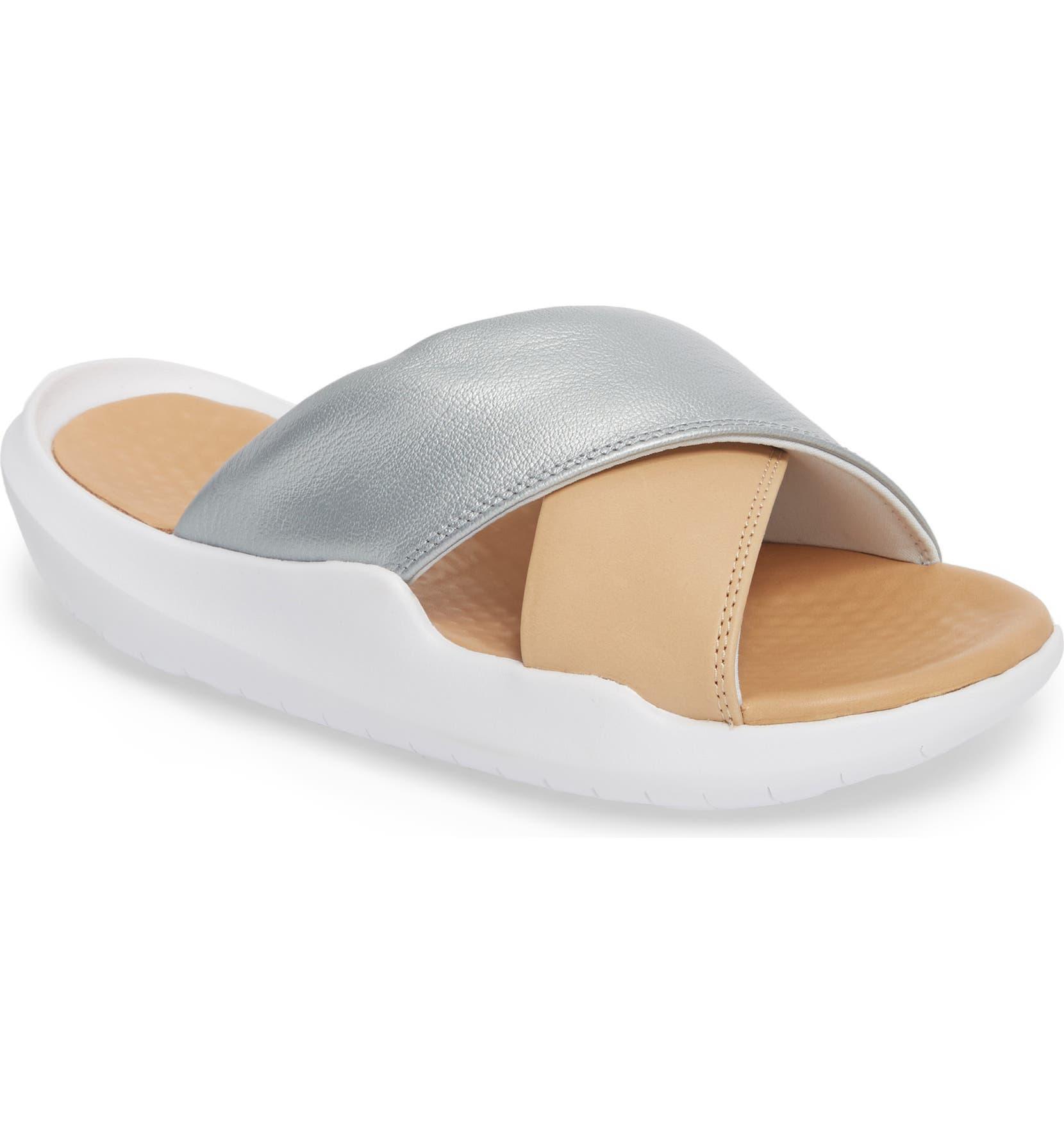 af582d850 Nordstrom x Nike Benassi Future Cross SE Premium Slide (Women ...