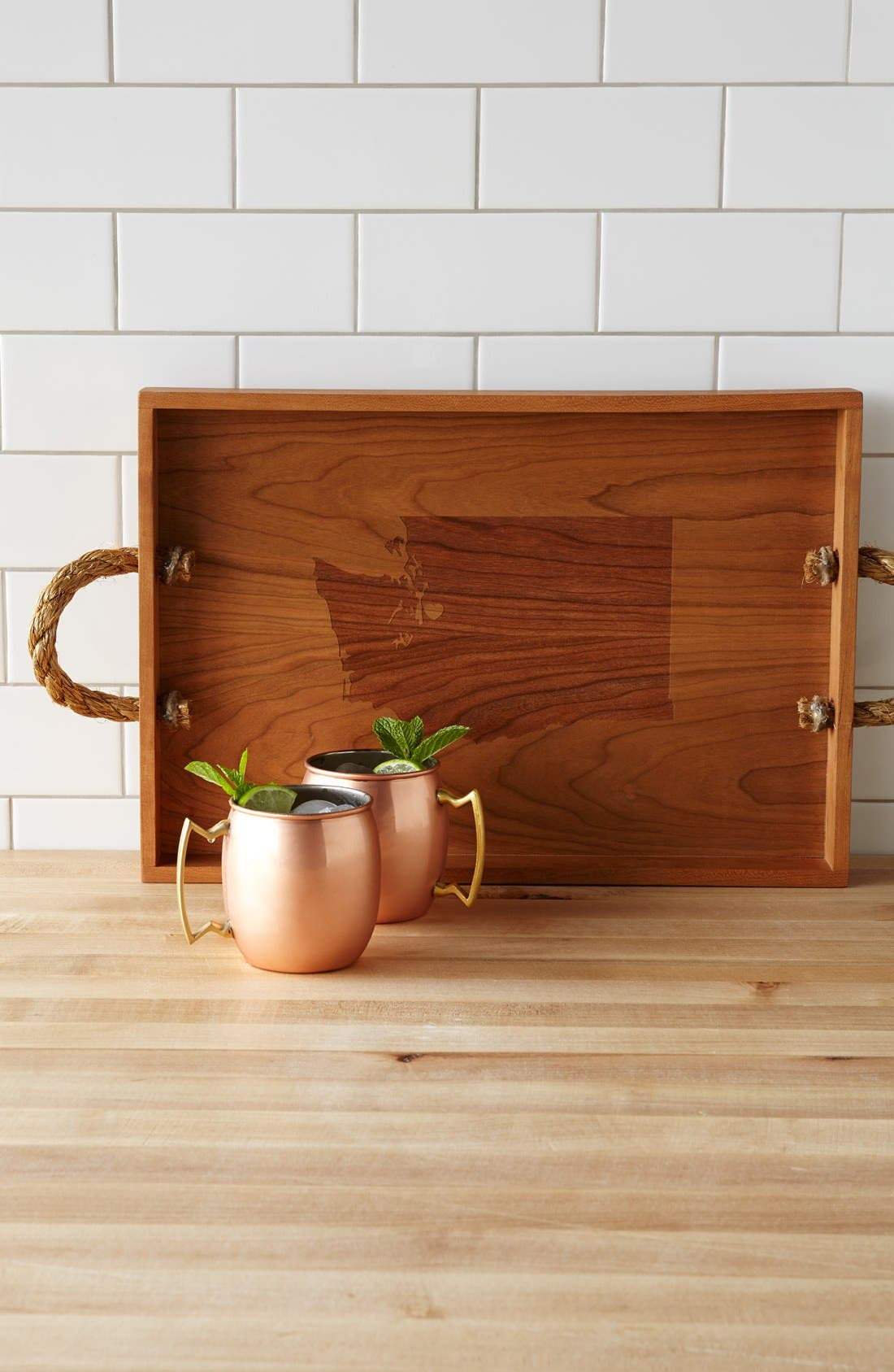 10 STRAWBERRY STREET, 'Moscow Mule' Copper Mug, Alternate thumbnail 3, color, 200