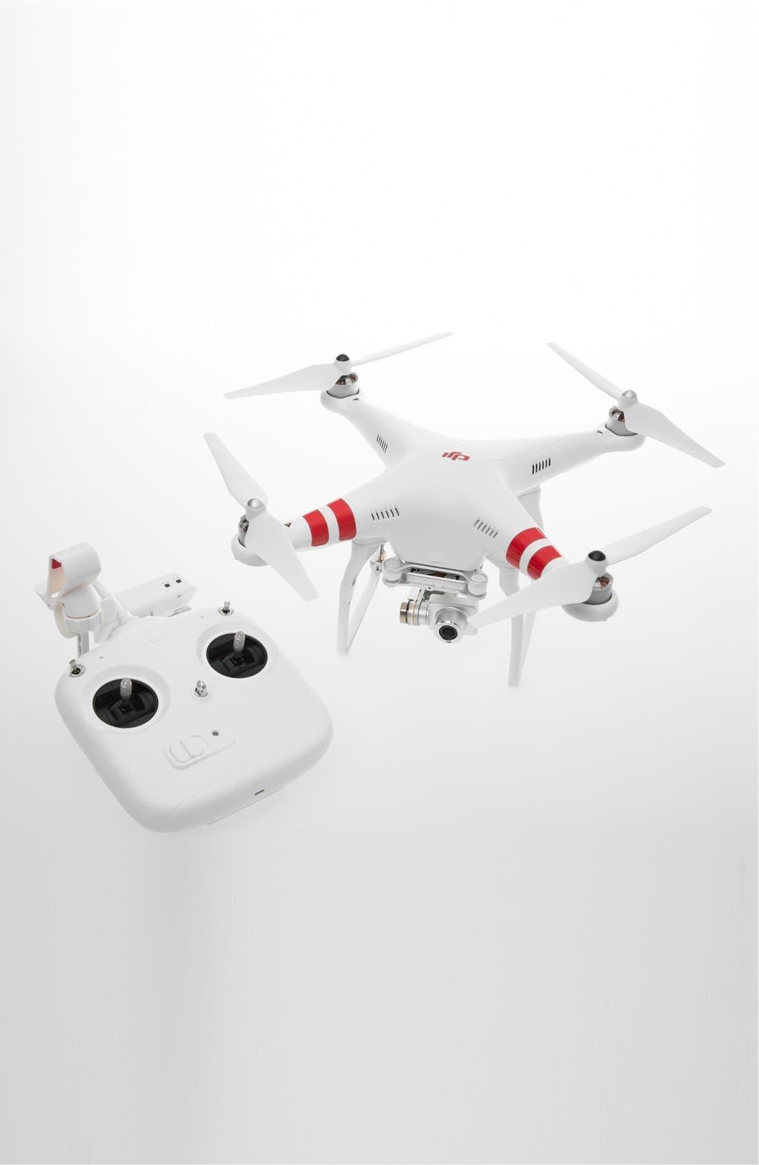 DJI, Phantom 2 Vision Plus Flying Video Camera, Alternate thumbnail 3, color, 100