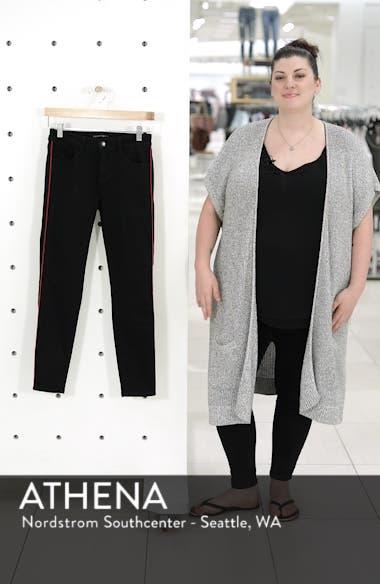Side Stripe Ankle Skinny Jeans, sales video thumbnail